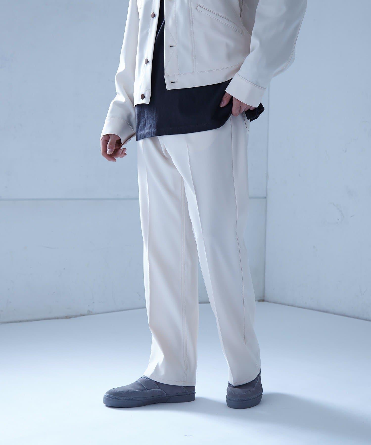 Discoat(ディスコート) メンズ 【Wrangler/ラングラー】 WRANCHER DRESS オフホワイト