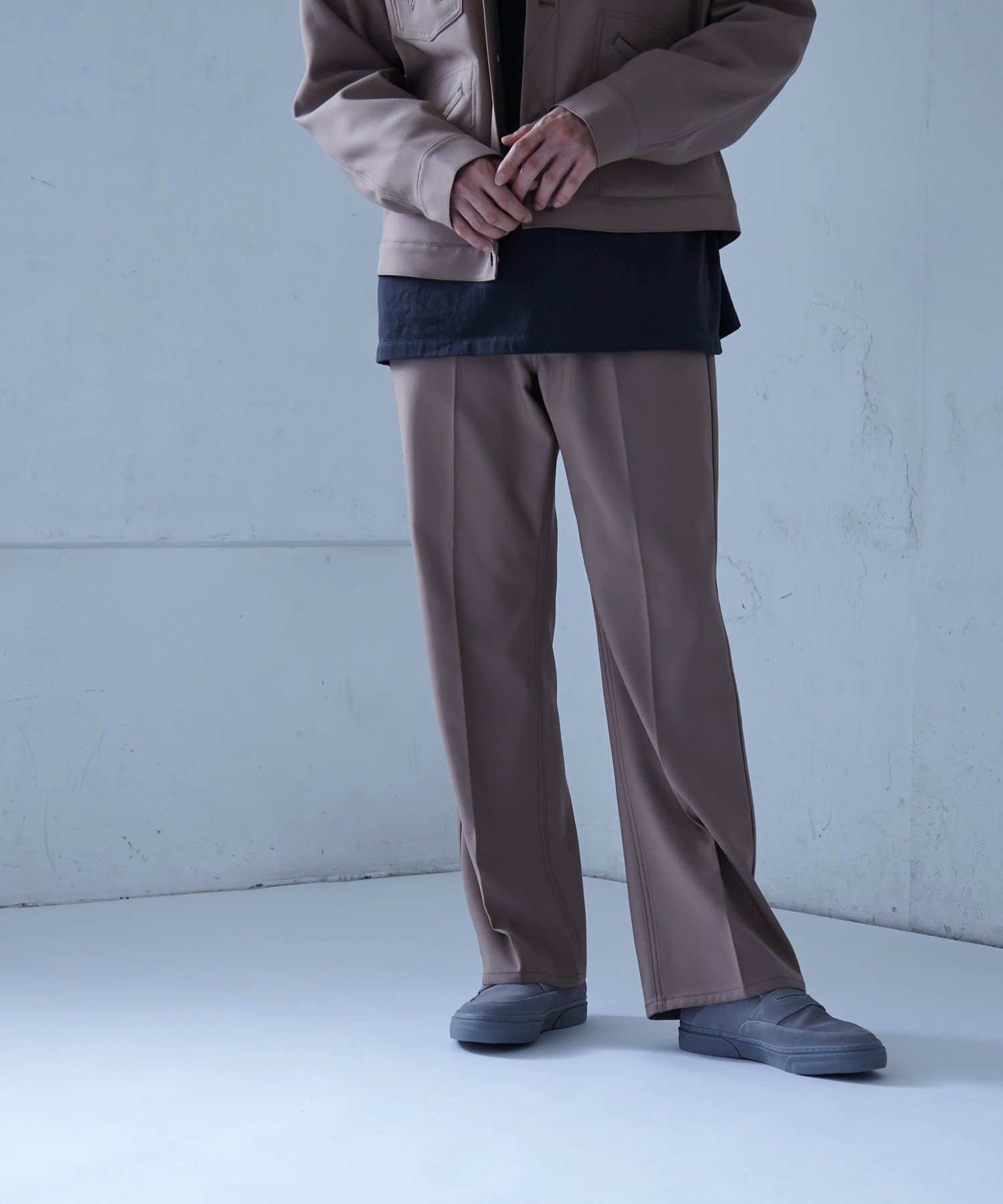Discoat(ディスコート) メンズ 【Wrangler/ラングラー】 WRANCHER DRESS ベージュ