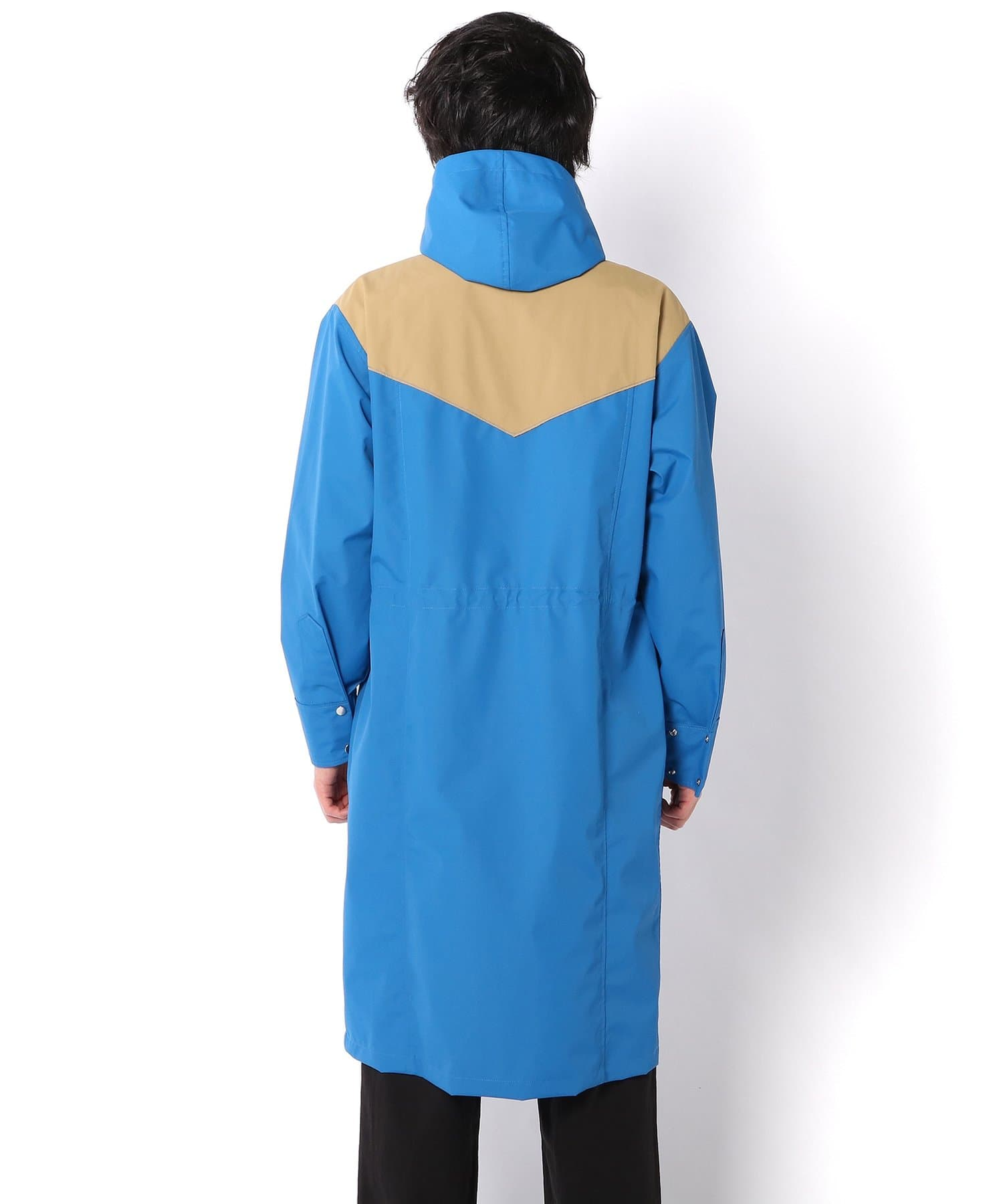 CIAOPANIC(チャオパニック) 【frost line】3-layer western yoke coat