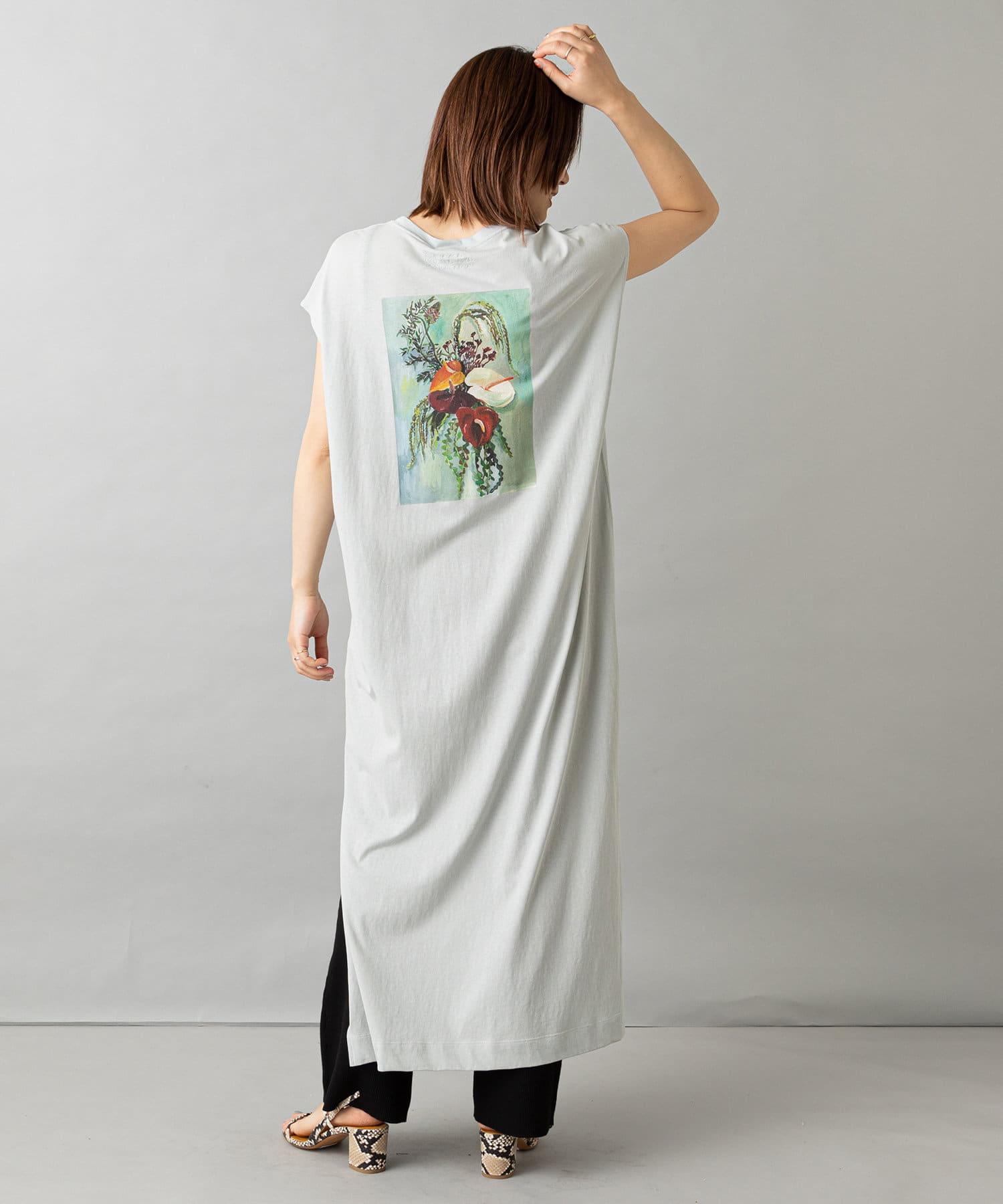 Omekashi(オメカシ) レディース TOLIGHT blooming print onepiece ミント