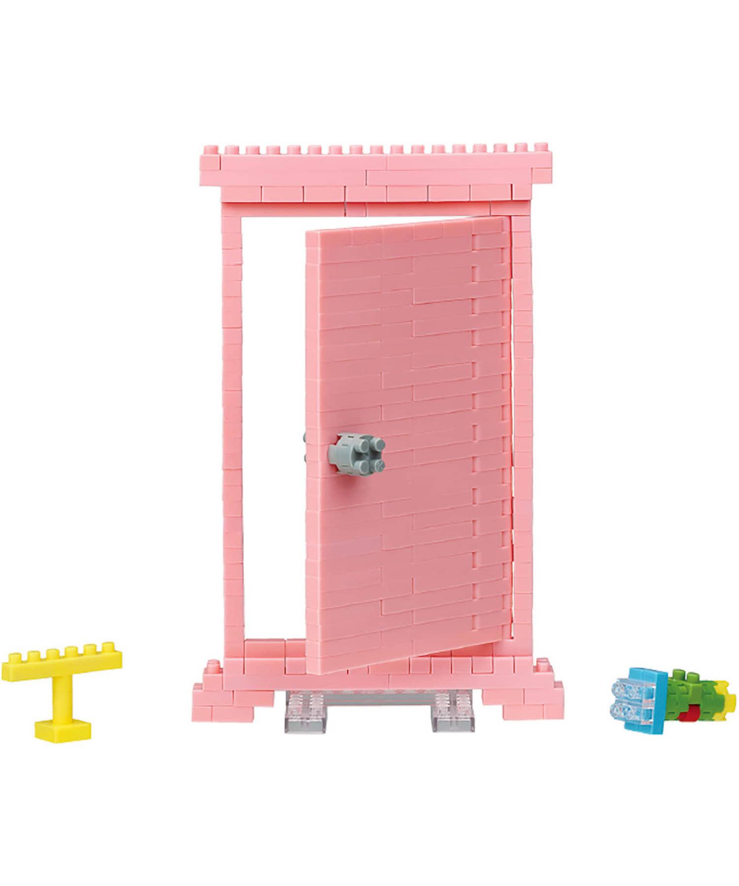 CIAOPANIC TYPY(チャオパニックティピー) CIAOPANIC TYPY(チャオパニックティピー) 【KIDS】nanoblock? どこでもドア&スモールライト&タケコプター カラーなし