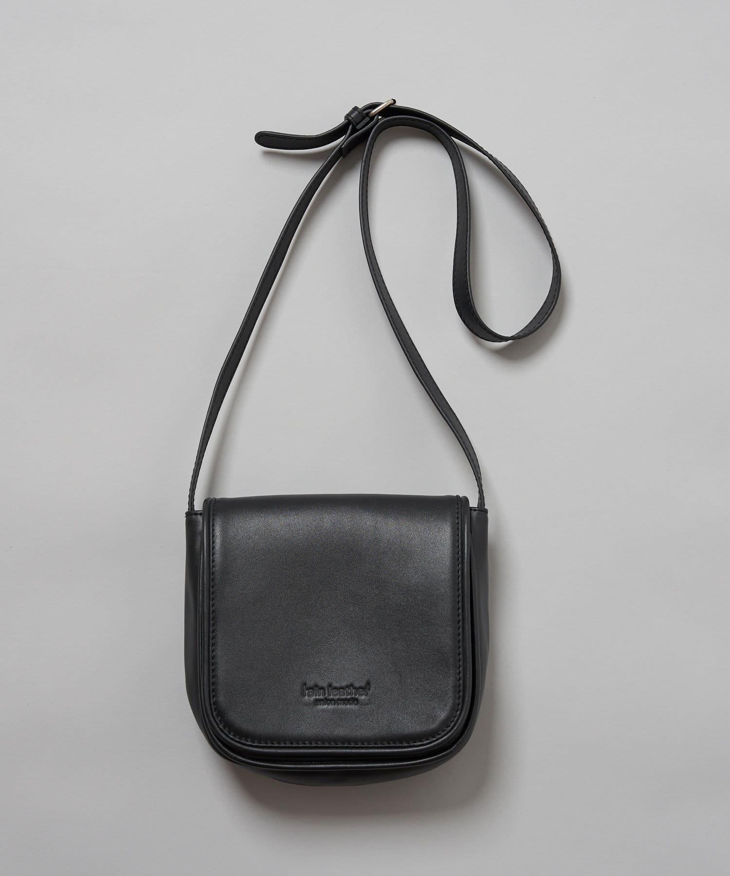 CIAOPANIC(チャオパニック) 【Rain Leather/レインレザー】防水レザーボックスショルダーバッグ