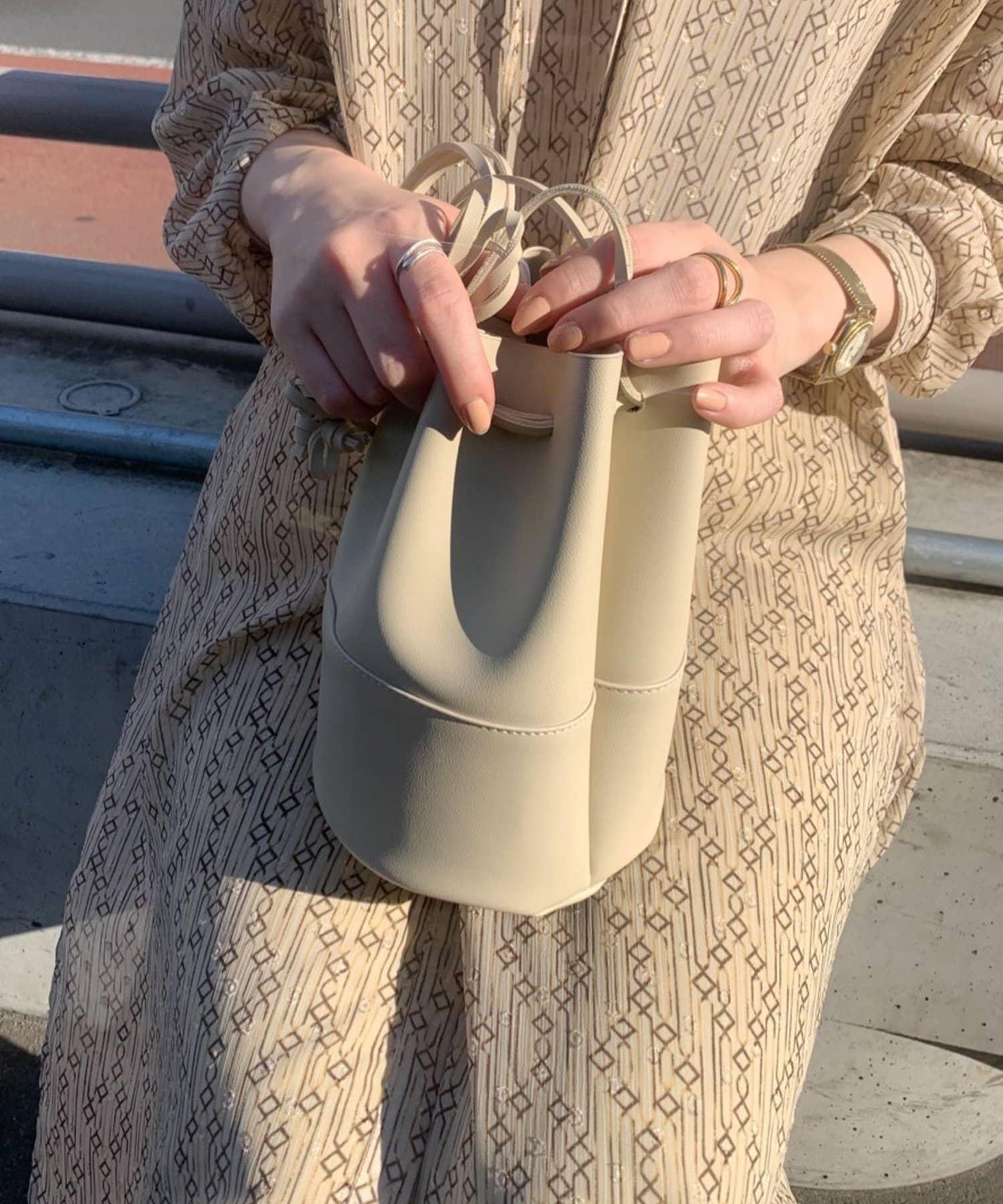 SHENERY(シーナリー) (MOHI/モヒ) 巾着バッグ