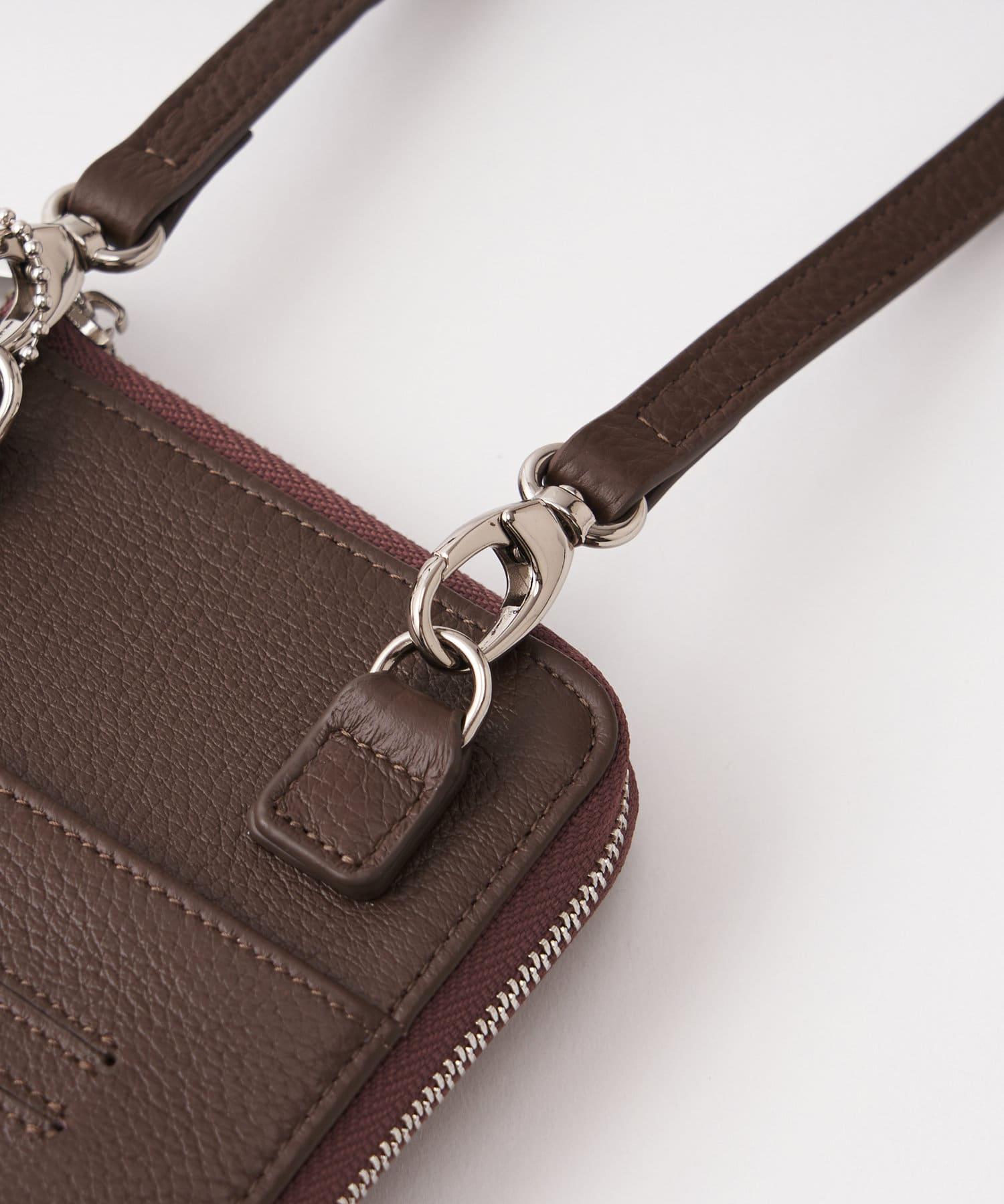 PLUS OTO.HA(プラス オトハ) スマホ+財布+キーケースハンズフリーバック