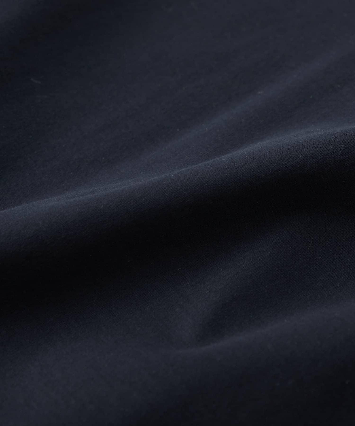 un dix cors(アンディコール) 【《お仕事に最適》洗える】80シルケットタック入りカットソー