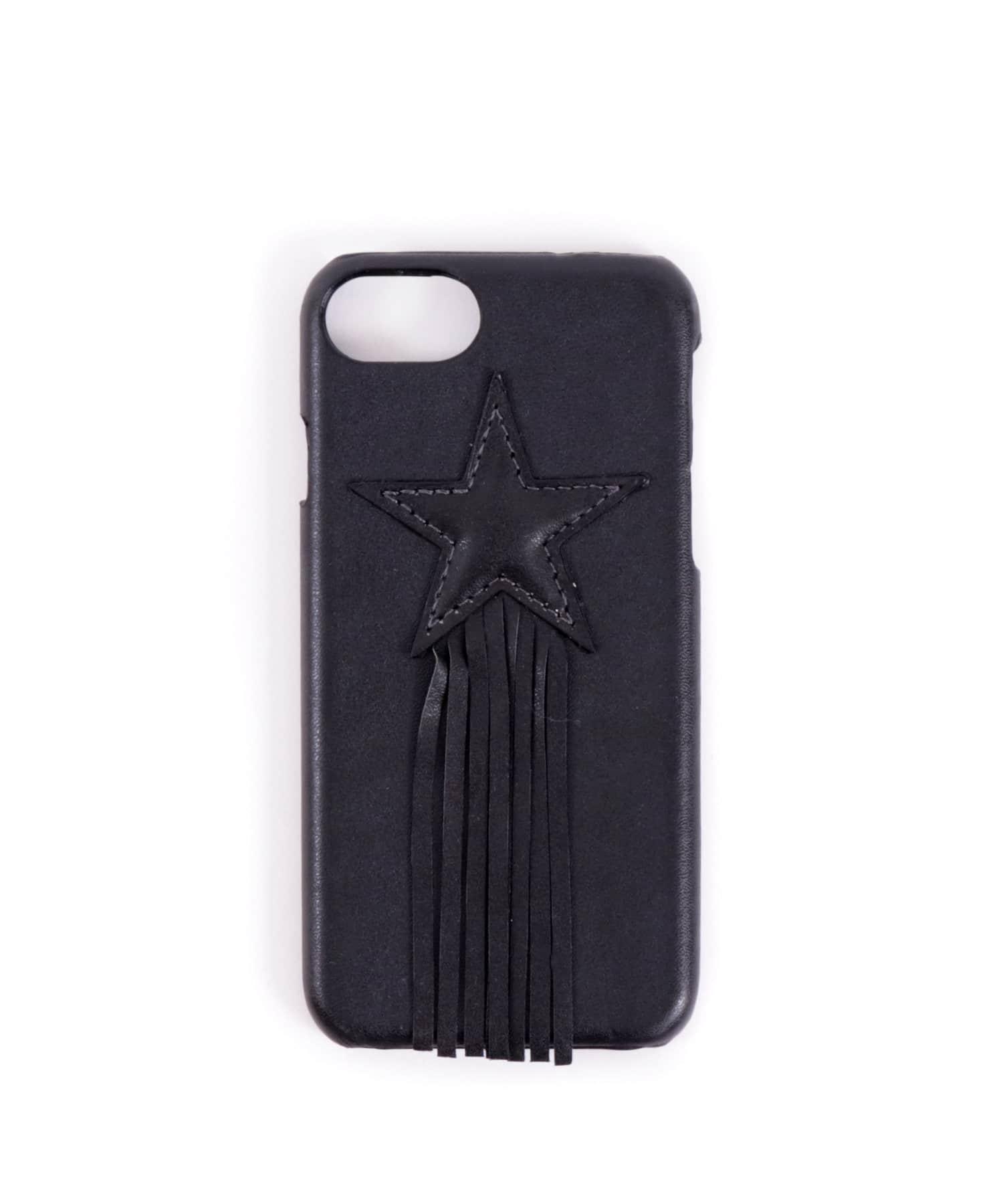 ASOKO(アソコ) ASOKO(アソコ) スターフリンジiPhone7・8 ケース ブラック