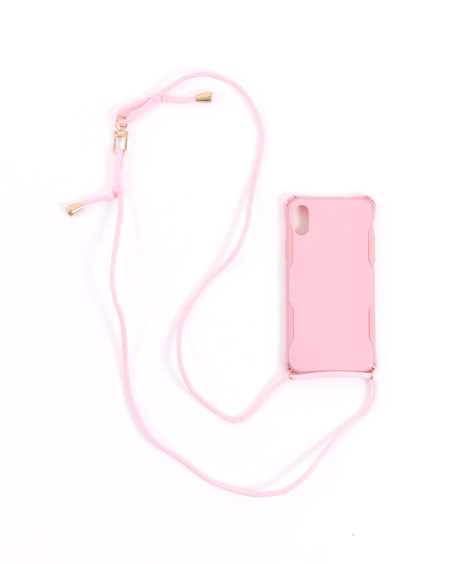 3COINS(スリーコインズ) 【ASOKO】パステルiPhoneX・XSケース