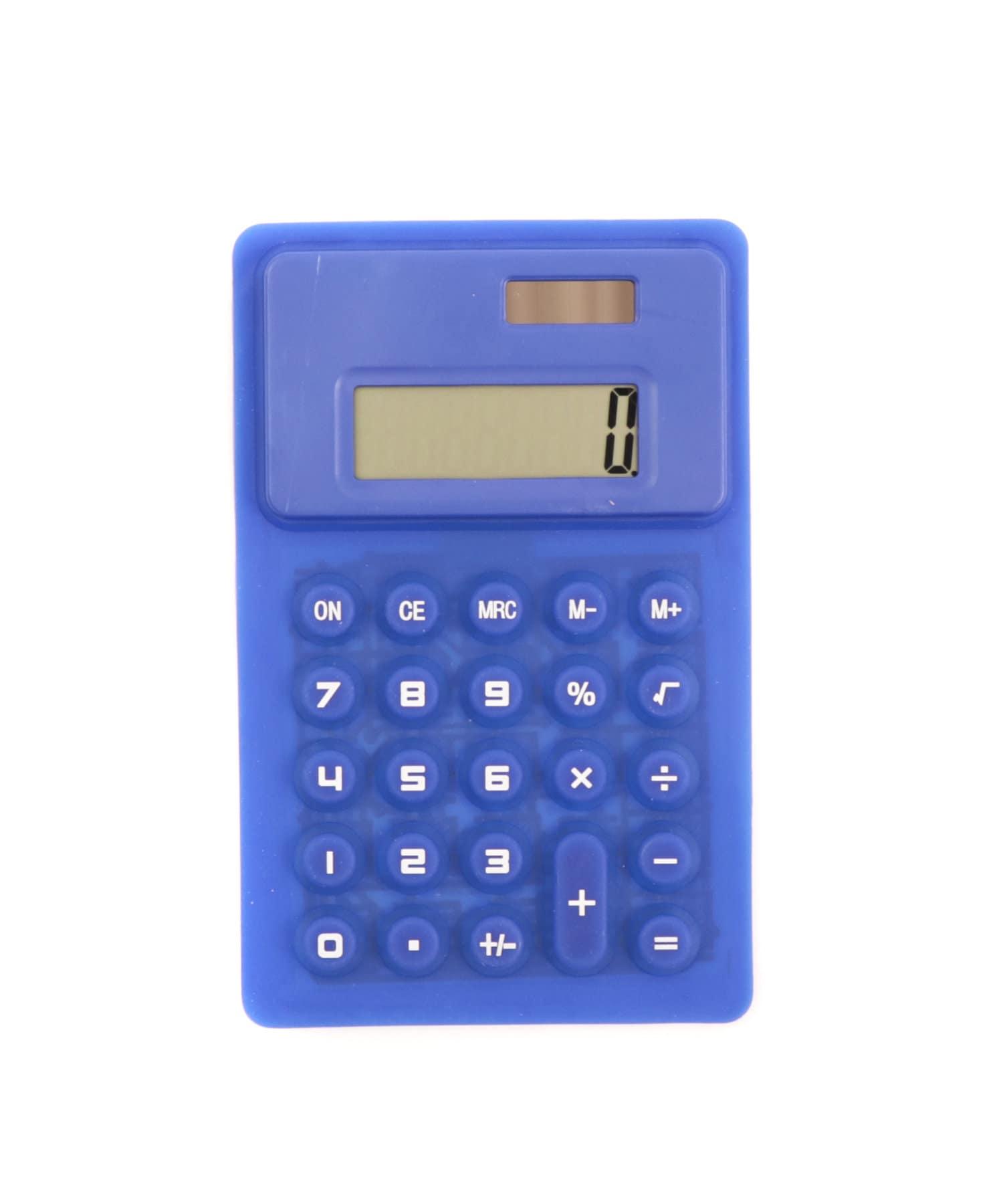 3COINS(スリーコインズ) 【ASOKO】ぐにゃぐにゃ電卓