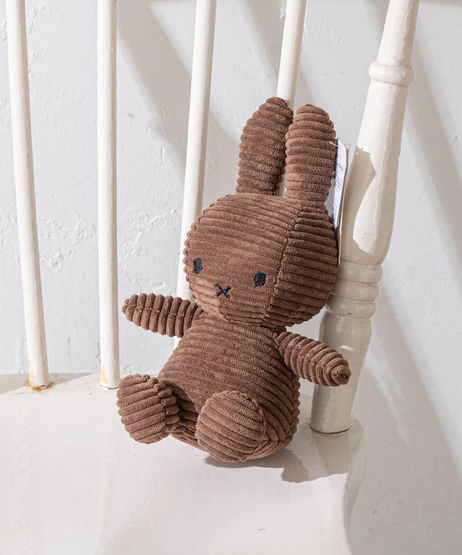 Discoat(ディスコート) ライフスタイル Miffy Corduroy 23cm ブラウン