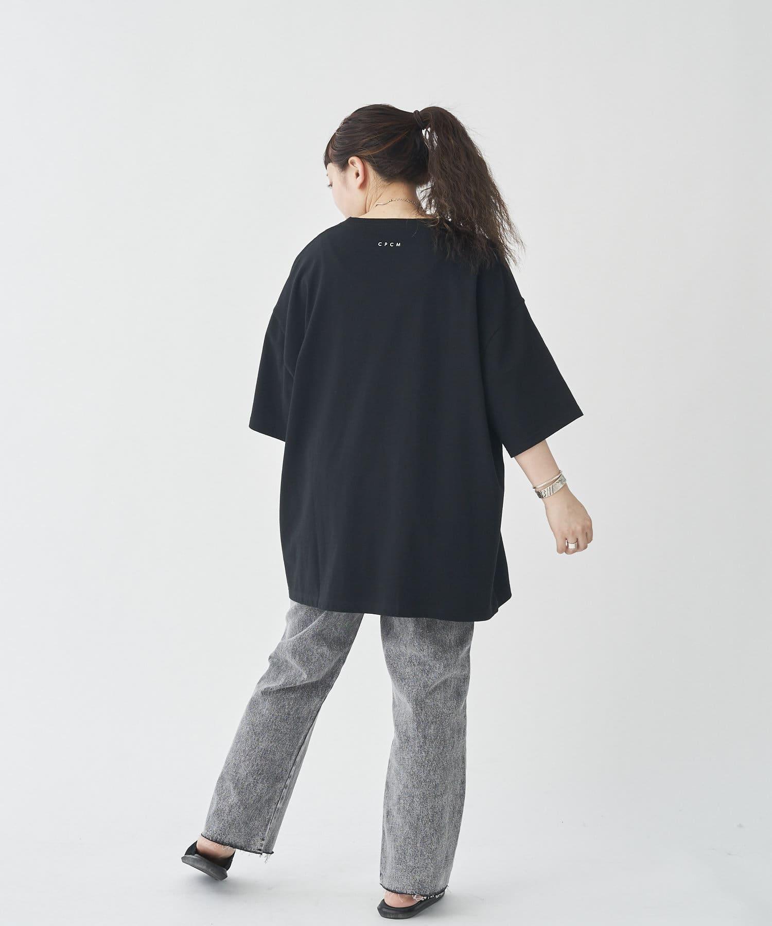 CPCM(シーピーシーエム) 【SEIJI MATSUMOTO×CPCM】ワンポイント刺繍BIGT