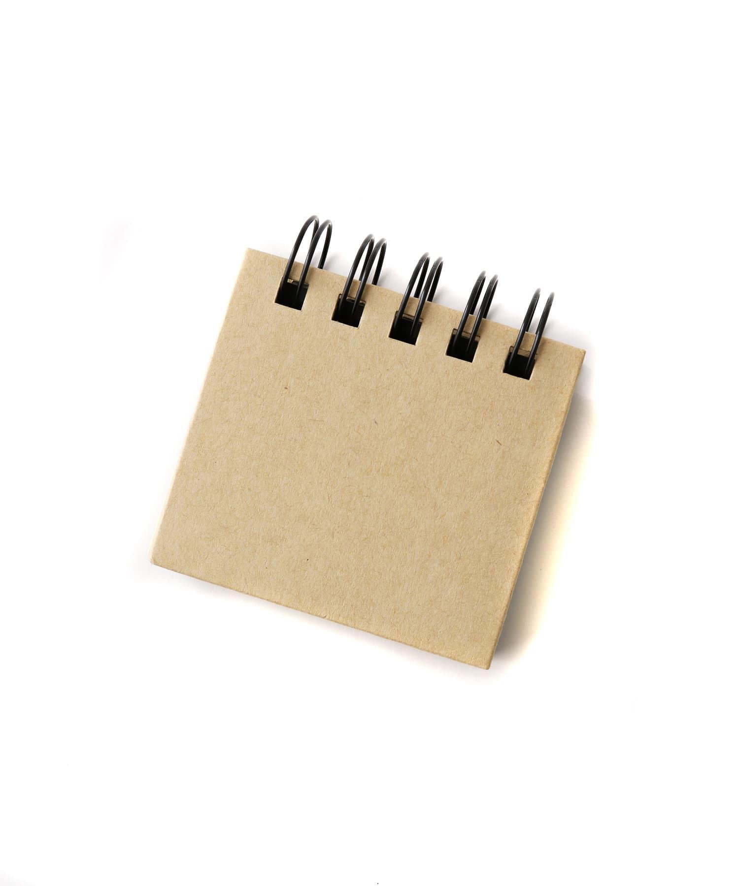 3COINS(スリーコインズ) 【ASOKO】付箋リングノート