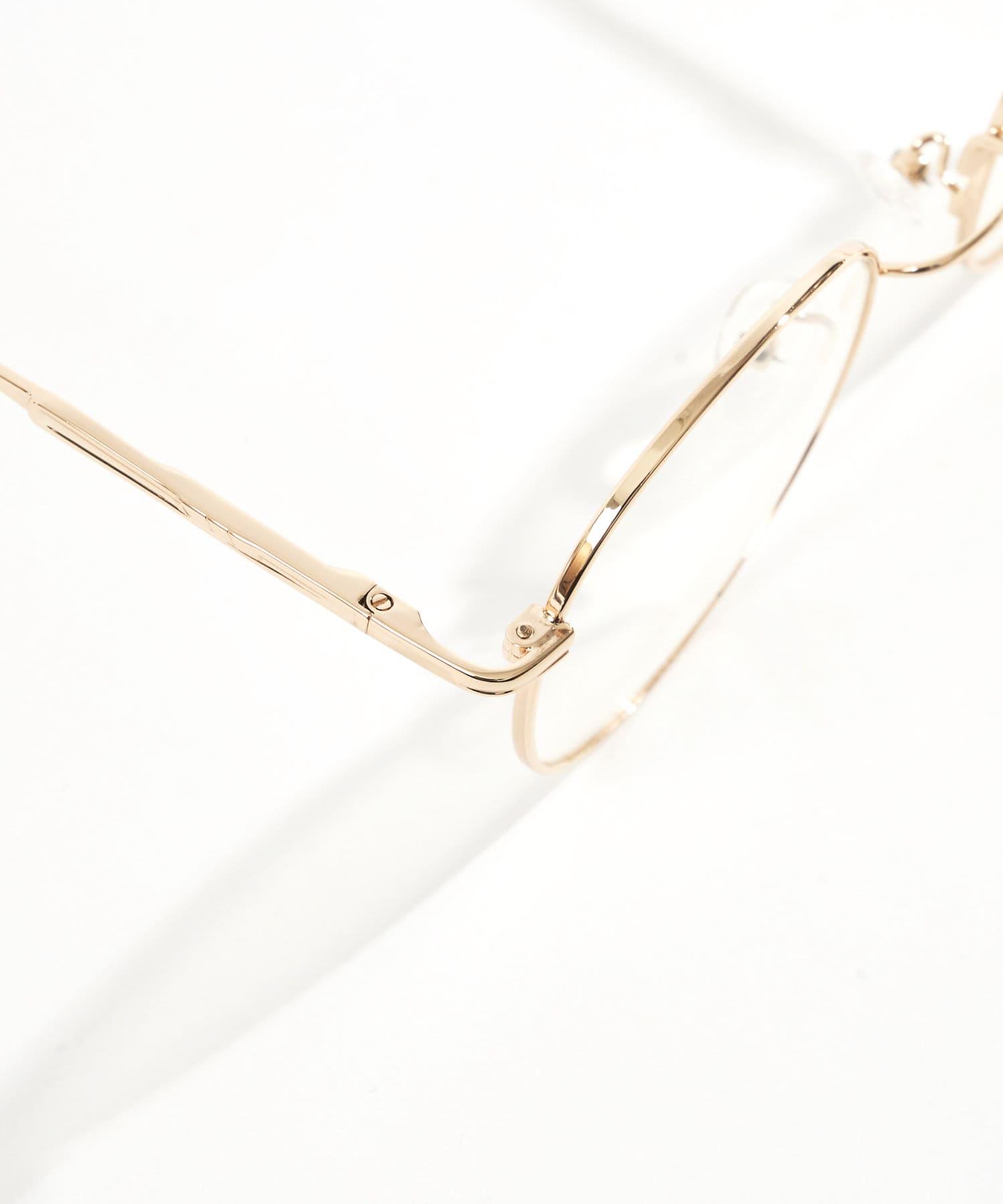 3COINS(スリーコインズ) 【ASOKO】<WEB限定SALE>シャーロットのメガネ