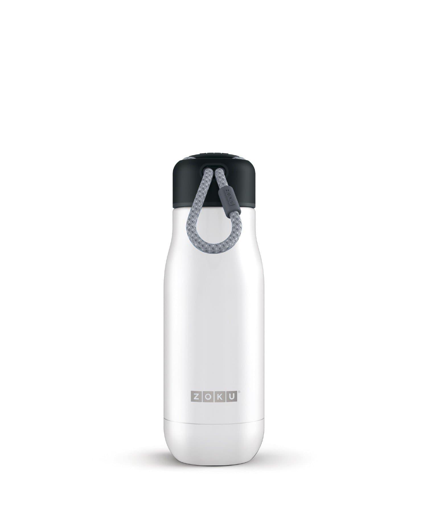 COLONY 2139(コロニー トゥーワンスリーナイン) ライフスタイル 【ZOKU/ゾク】ステンレススチールボトル 350ml ホワイト