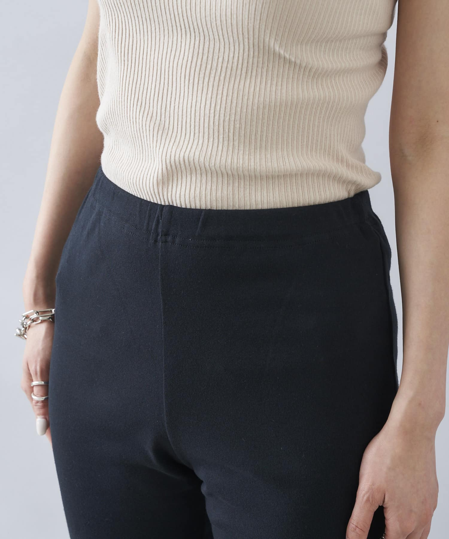 DOUDOU(ドゥドゥ) 【追加予約】【WEB限定】レギンス付スカート