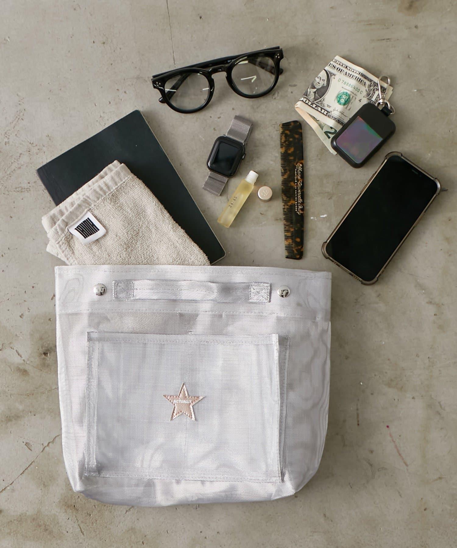 BIRTHDAY BAR(バースデイバー) メッシュ バッグインバッグ / BAG IN BAG