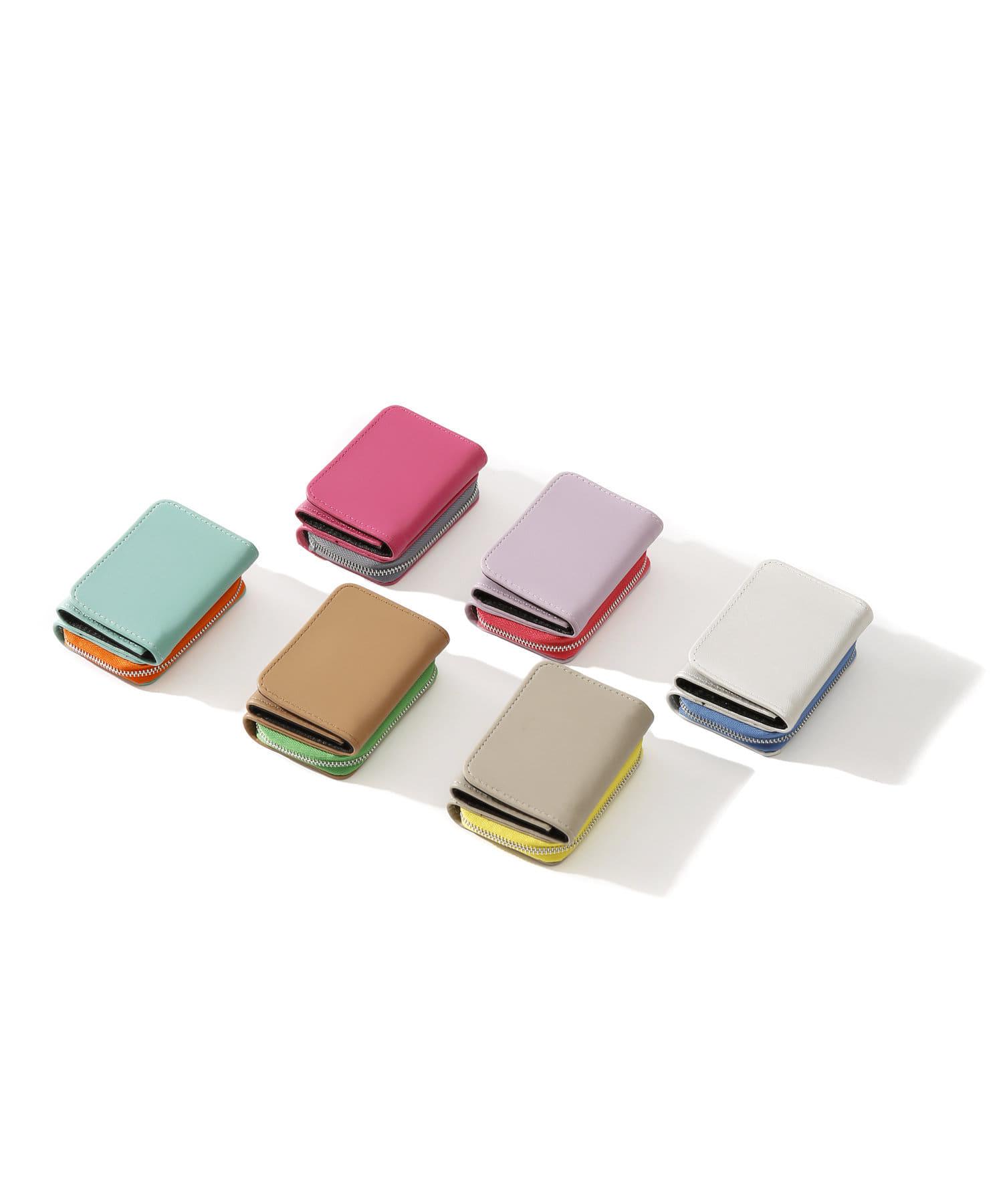 ASOKO(アソコ) めっちゃ小さいお財布<カード入れが増えてリニューアル!>
