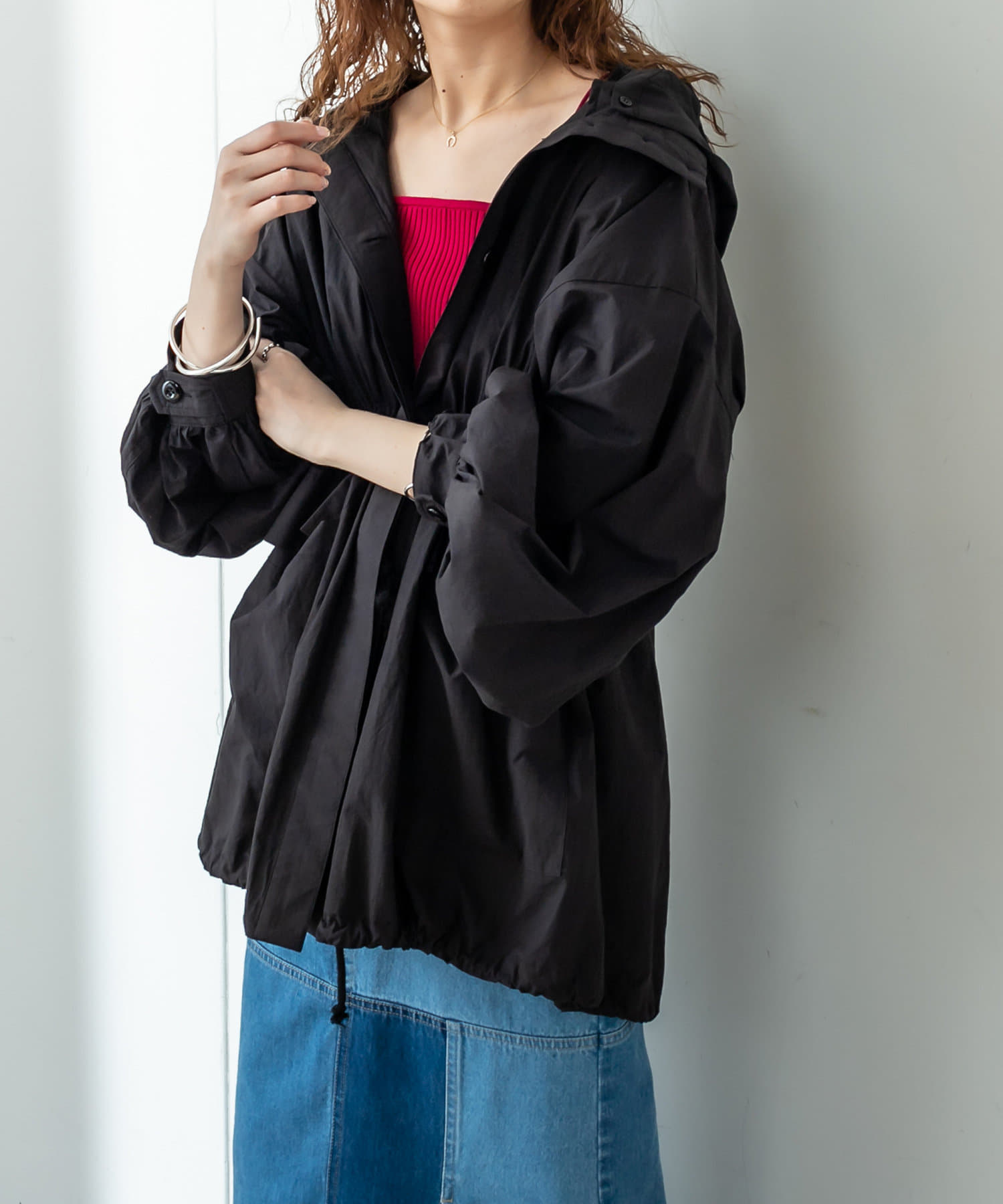 mystic(ミスティック) スノーパーカー 【着用動画あり】