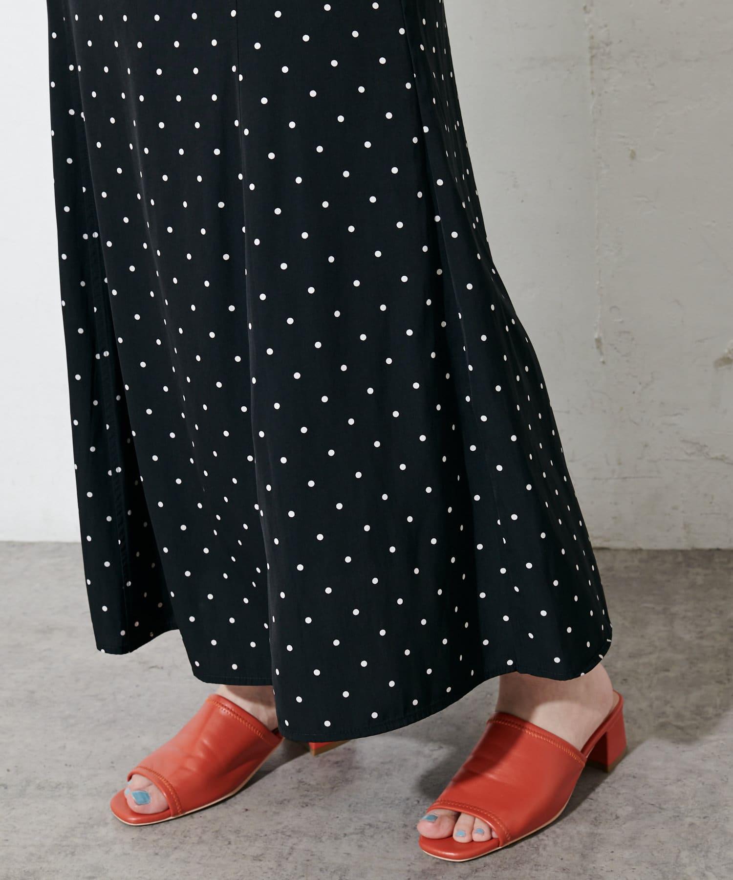 Discoat(ディスコート) ドットマーメイドスカート