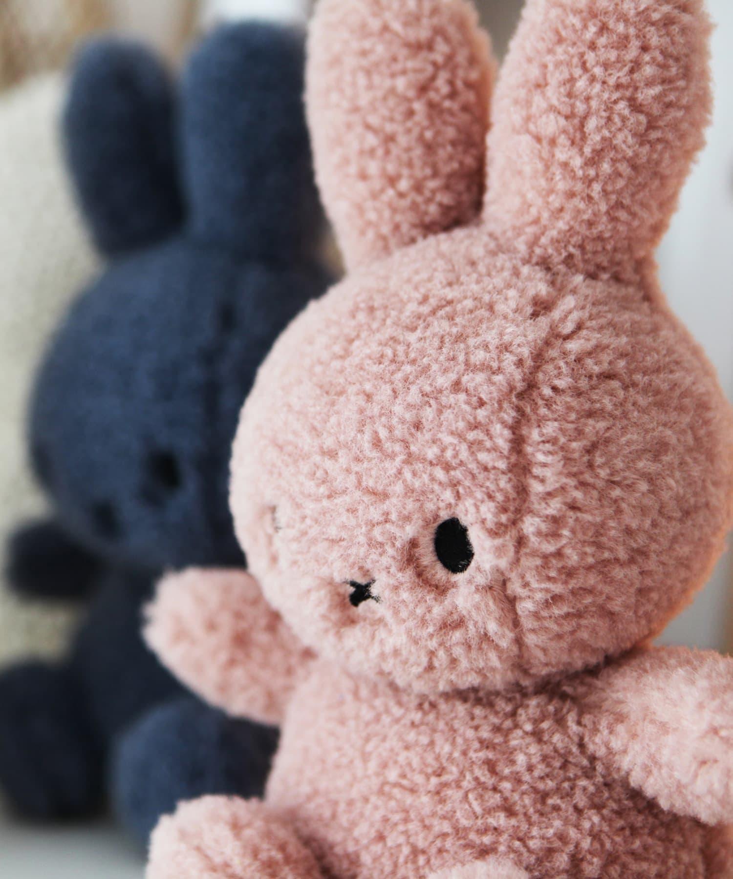 BIRTHDAY BAR(バースデイバー) Miffy Recycle Teddy 23cm ミッフィーリサイクルテディ