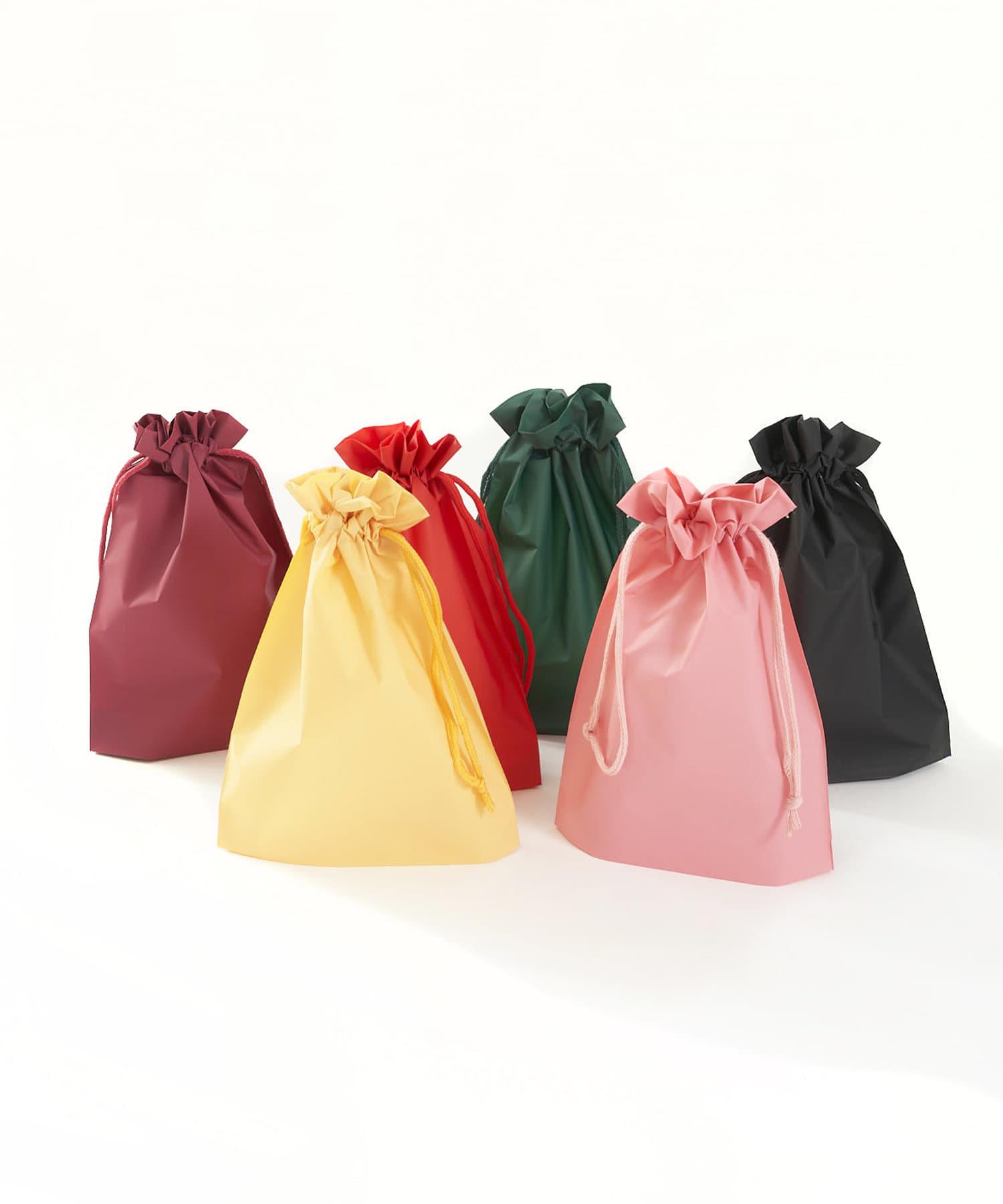 ASOKO(アソコ) ライフスタイル ビニール巾着6色セット その他