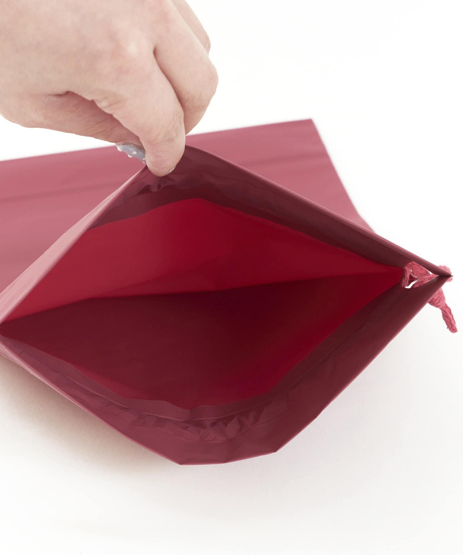 3COINS(スリーコインズ) 【ASOKO】ビニール巾着6色セット
