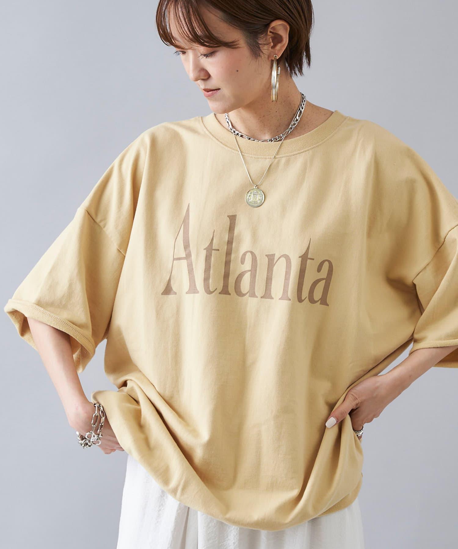 DOUDOU(ドゥドゥ) 【一部WEB限定カラー】Atlanta 5分袖 スウェット