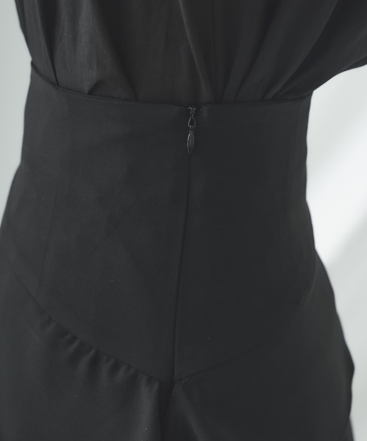 mona Belinda(モナ ベリンダ) ナナメフリルスカート