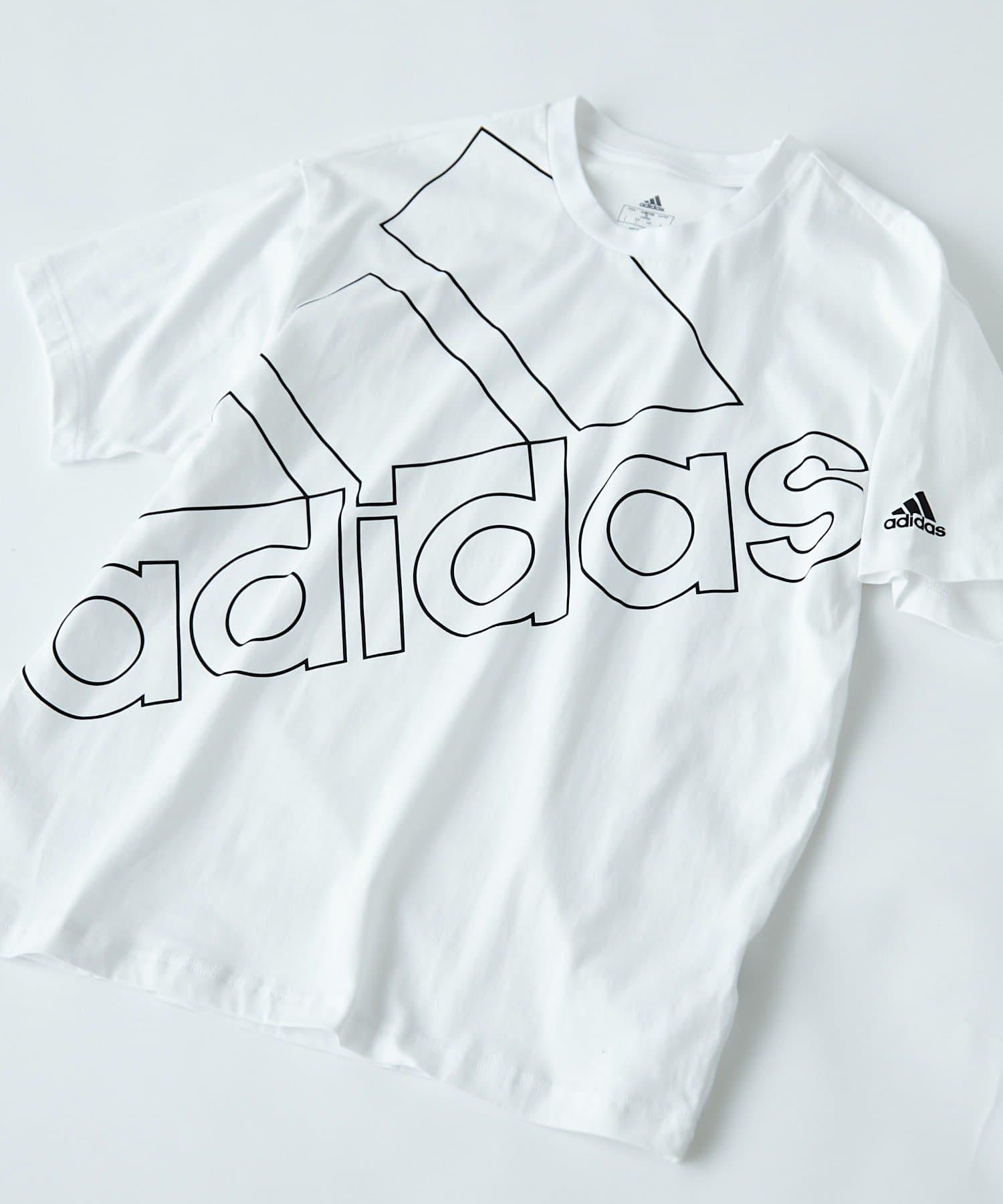 Discoat(ディスコート) 【adidas/アディダス】 BRANDLOVE Tシャツ