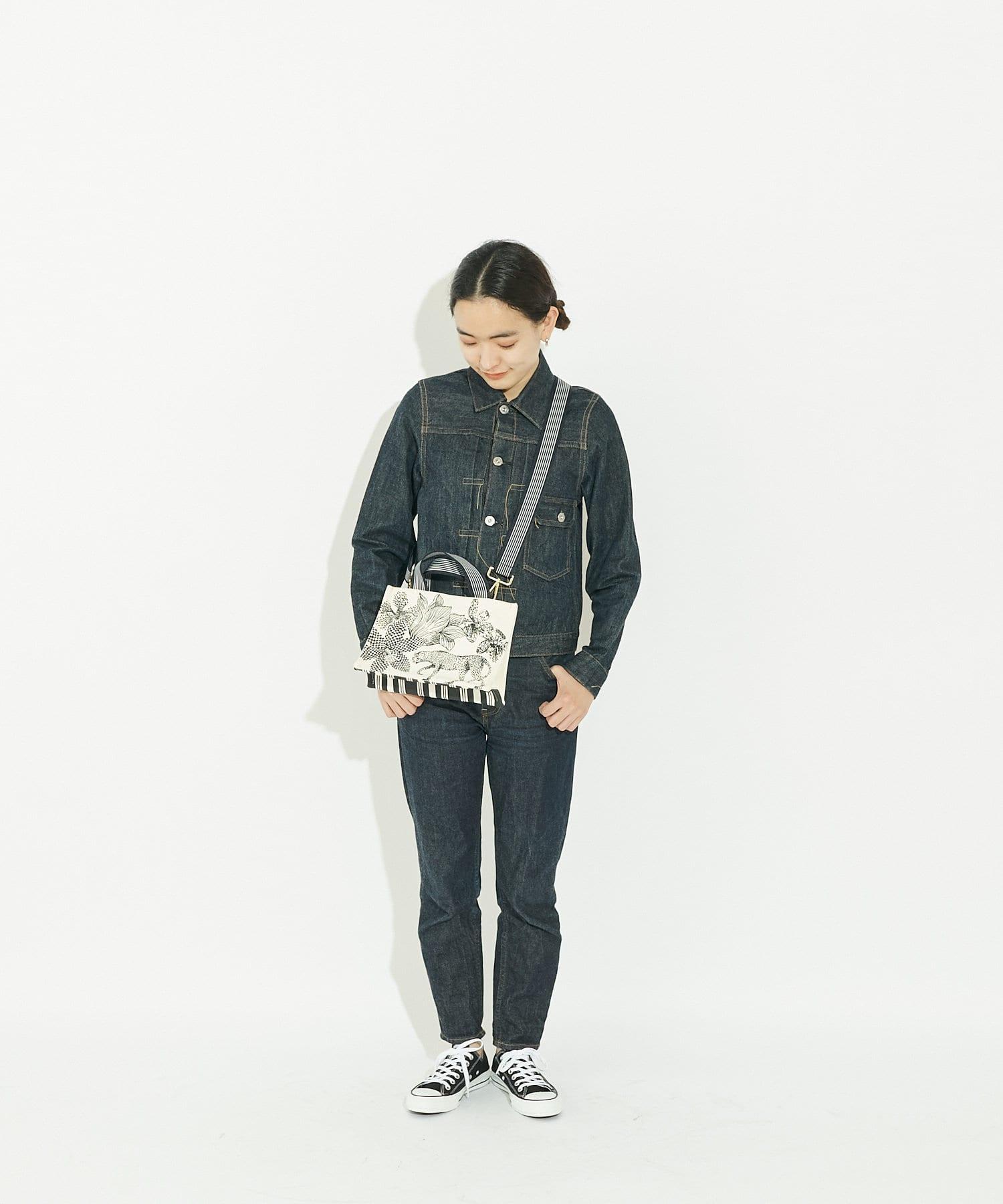 ear PAPILLONNER(イア パピヨネ) 【INOUI Editions(イヌイエディションズ)】チーターミニトート