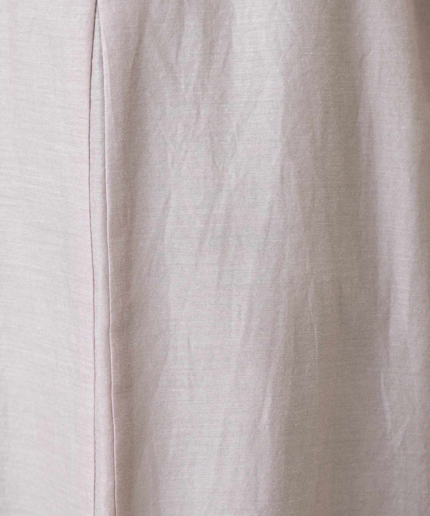 GALLARDAGALANTE(ガリャルダガランテ) コットンシルクフレアスカート