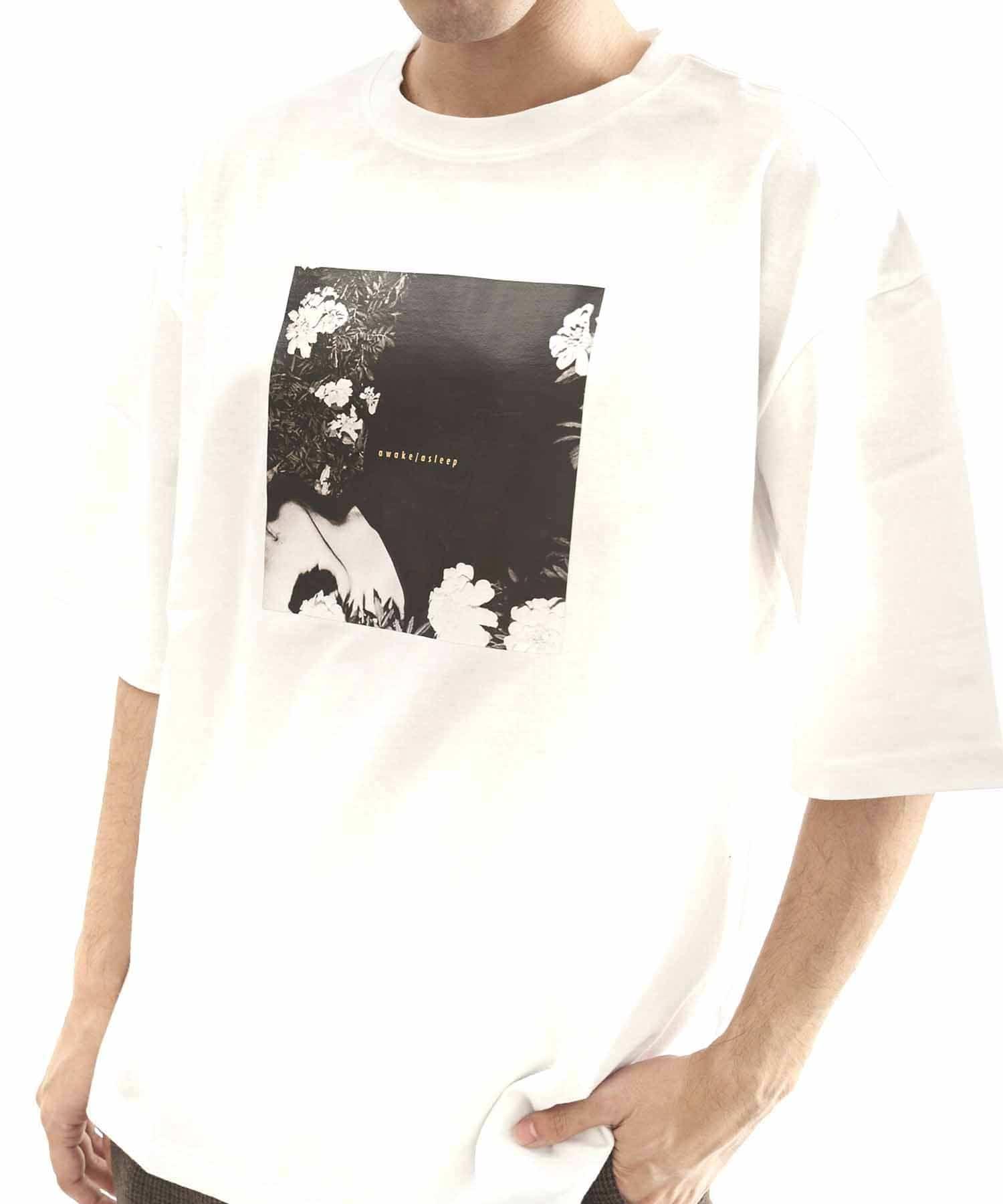 3COINS(スリーコインズ) ライフスタイル 【JUKEBOX PROJECT】AWATシャツ その他1