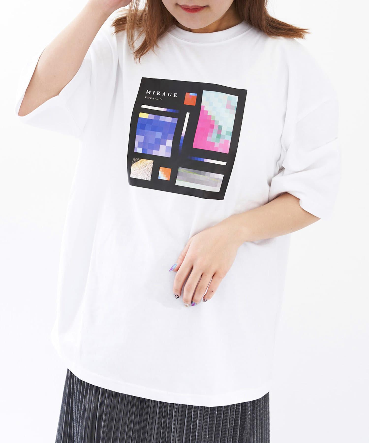 3COINS(スリーコインズ) ライフスタイル 【JUKEBOX PROJECT】AWATシャツ その他5