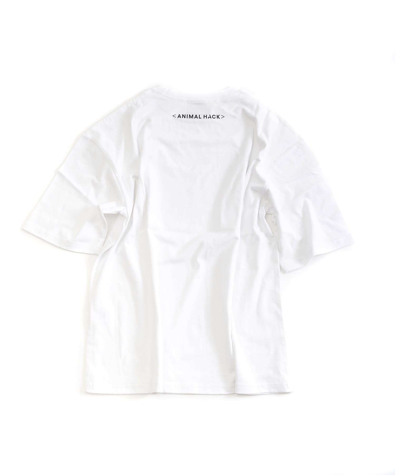 3COINS(スリーコインズ) 【JUKEBOX PROJECT】AWATシャツ