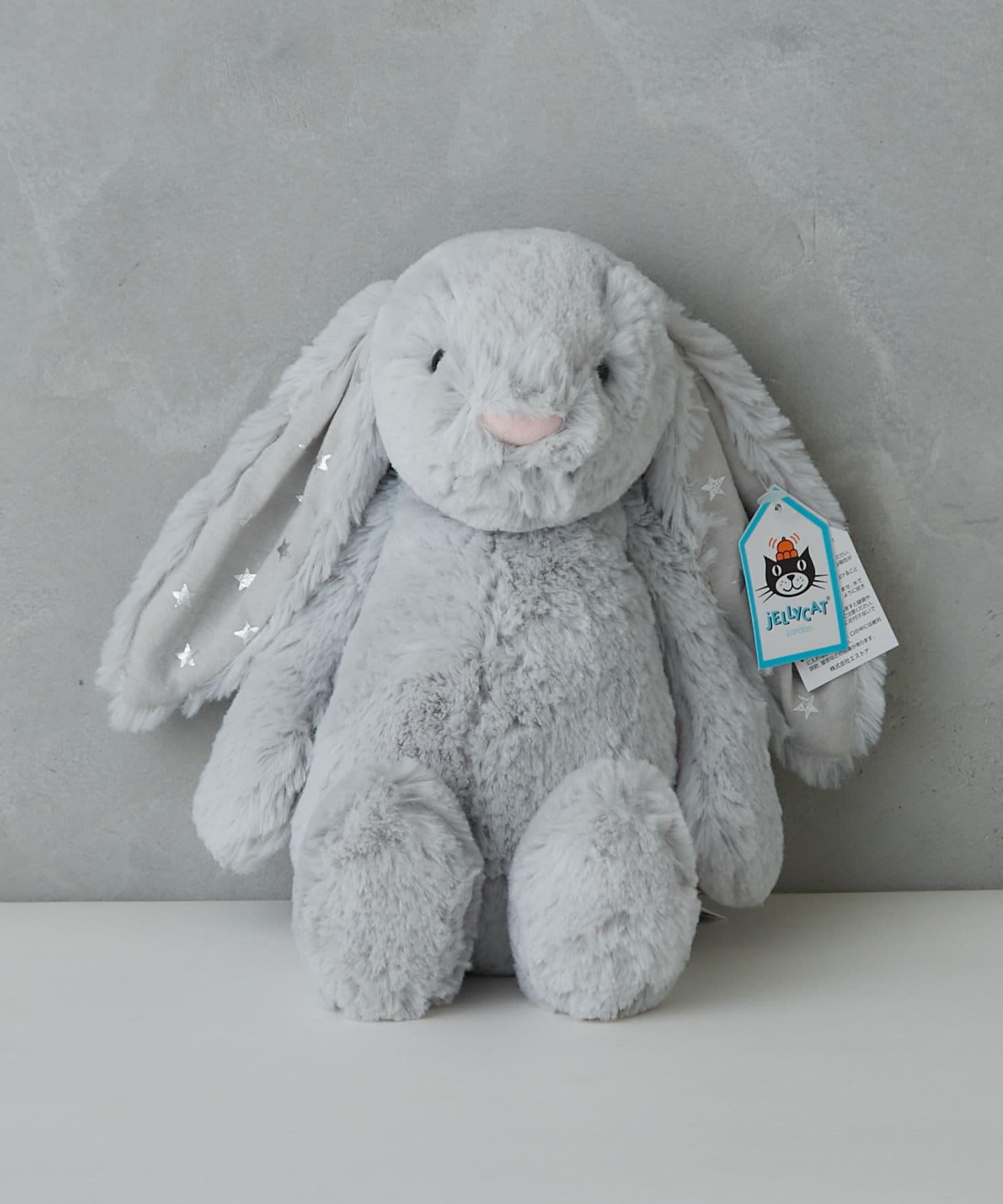 BIRTHDAY BAR(バースデイバー) 【JELLY CAT】Bashful Shimmer Bunny Medium
