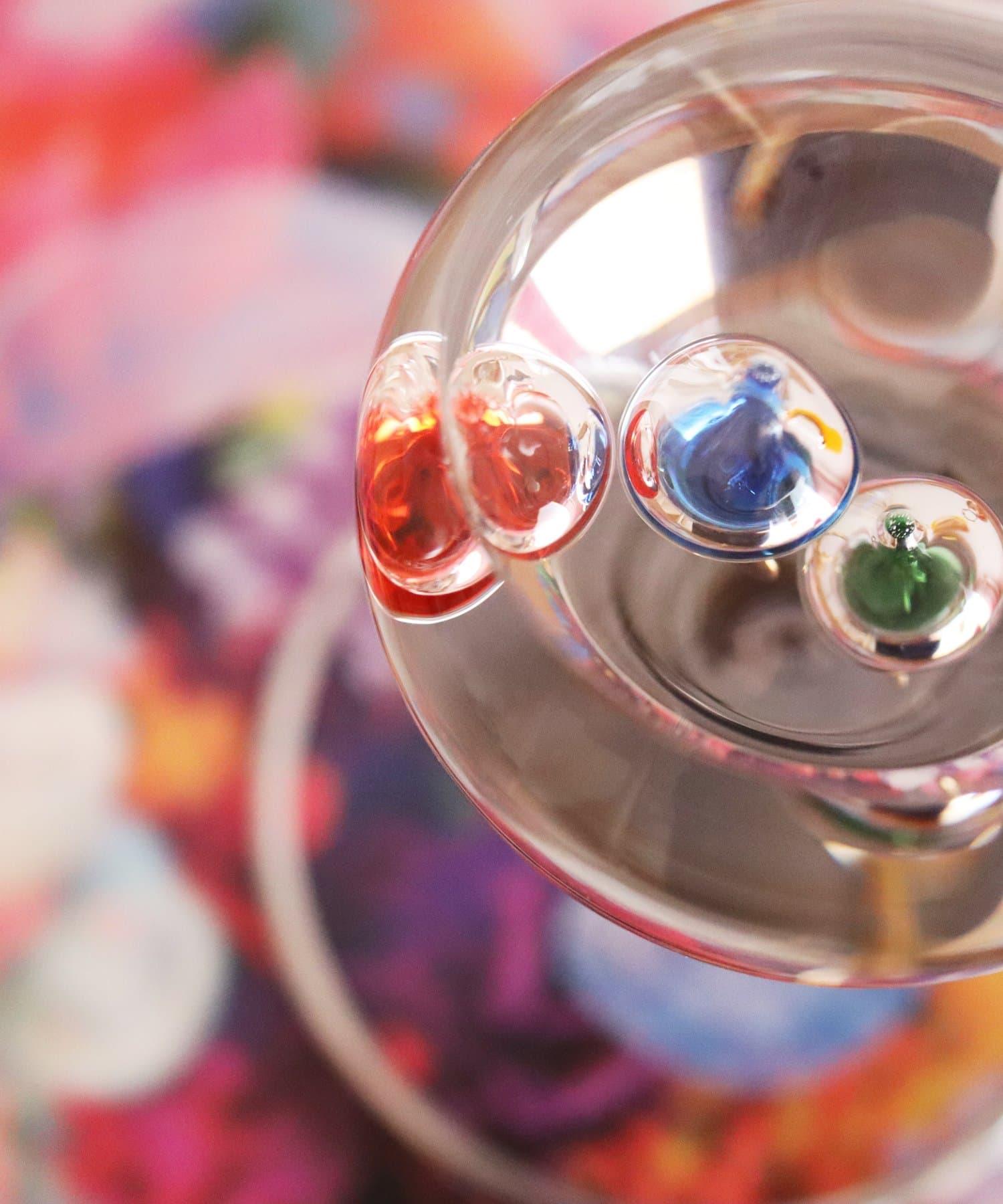 BIRTHDAY BAR(バースデイバー) ガラスフロート 温度計 電球