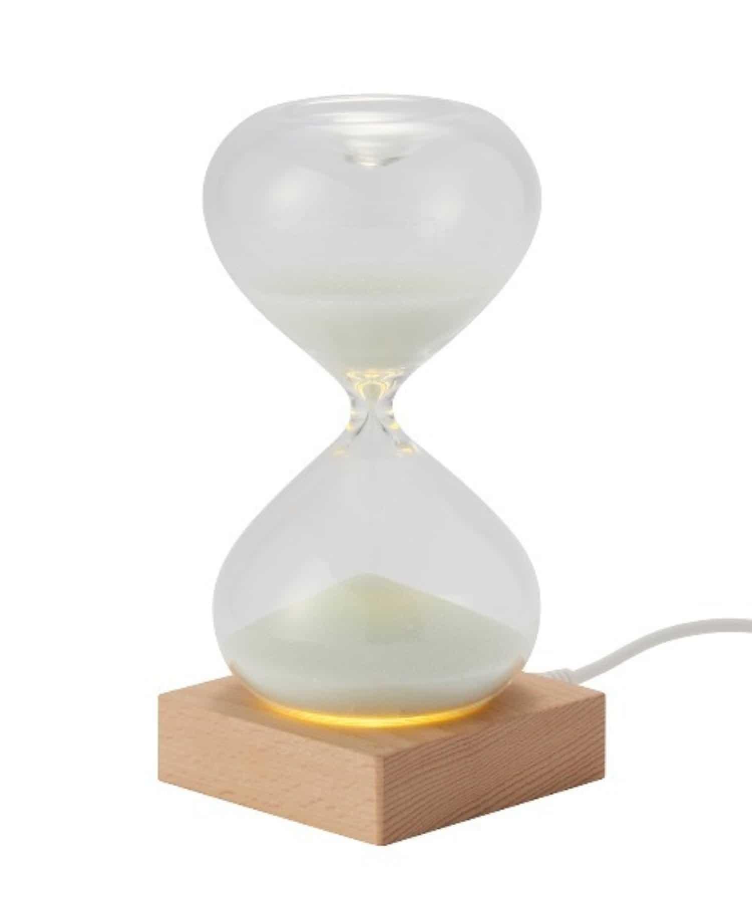 BIRTHDAY BAR(バースデイバー) 砂時計 LEDライト付き 15分計