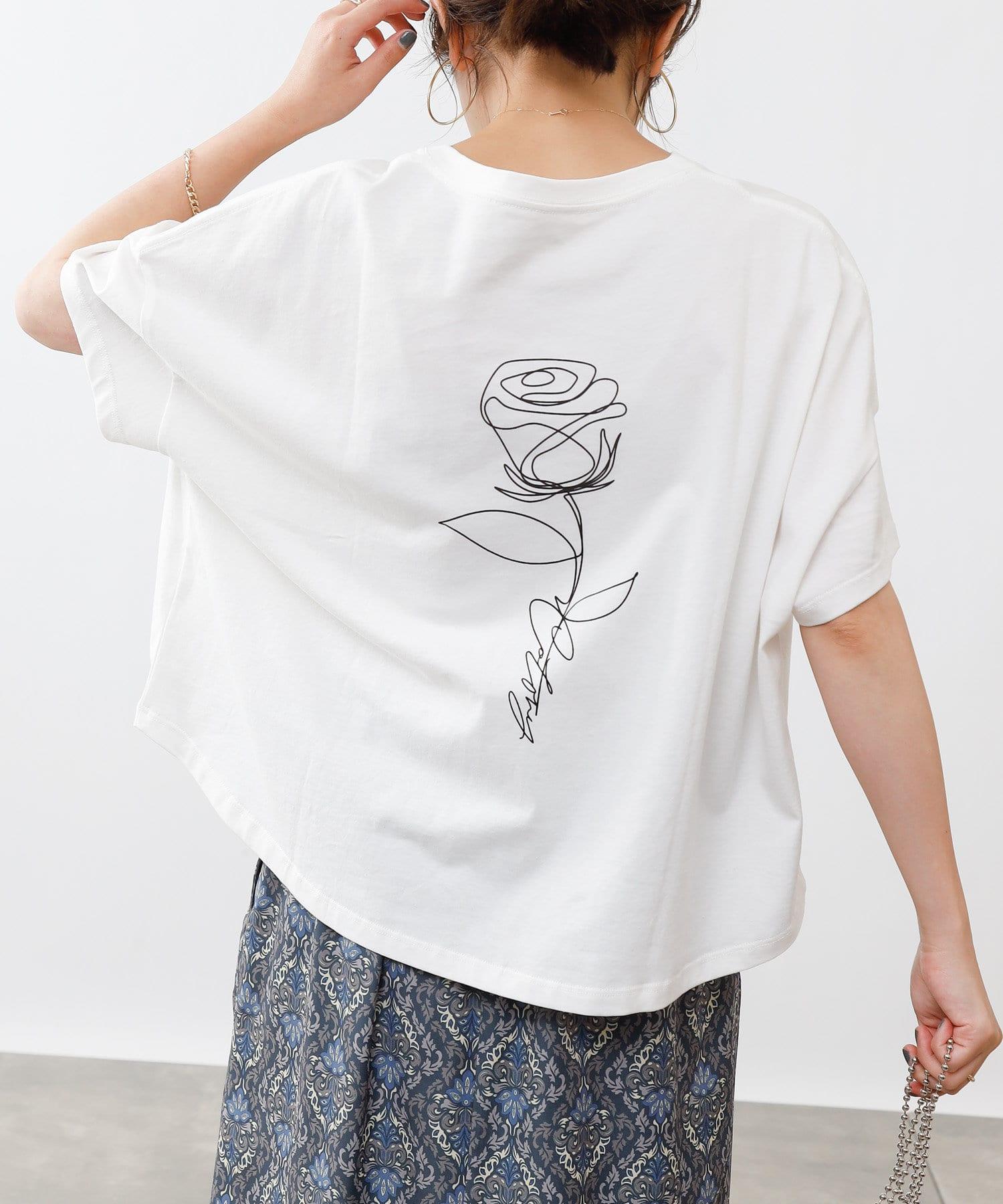 COLONY 2139(コロニー トゥーワンスリーナイン) 【WEB・一部店舗限定】2139T 短丈(Graphic)/ショート丈Tシャツ