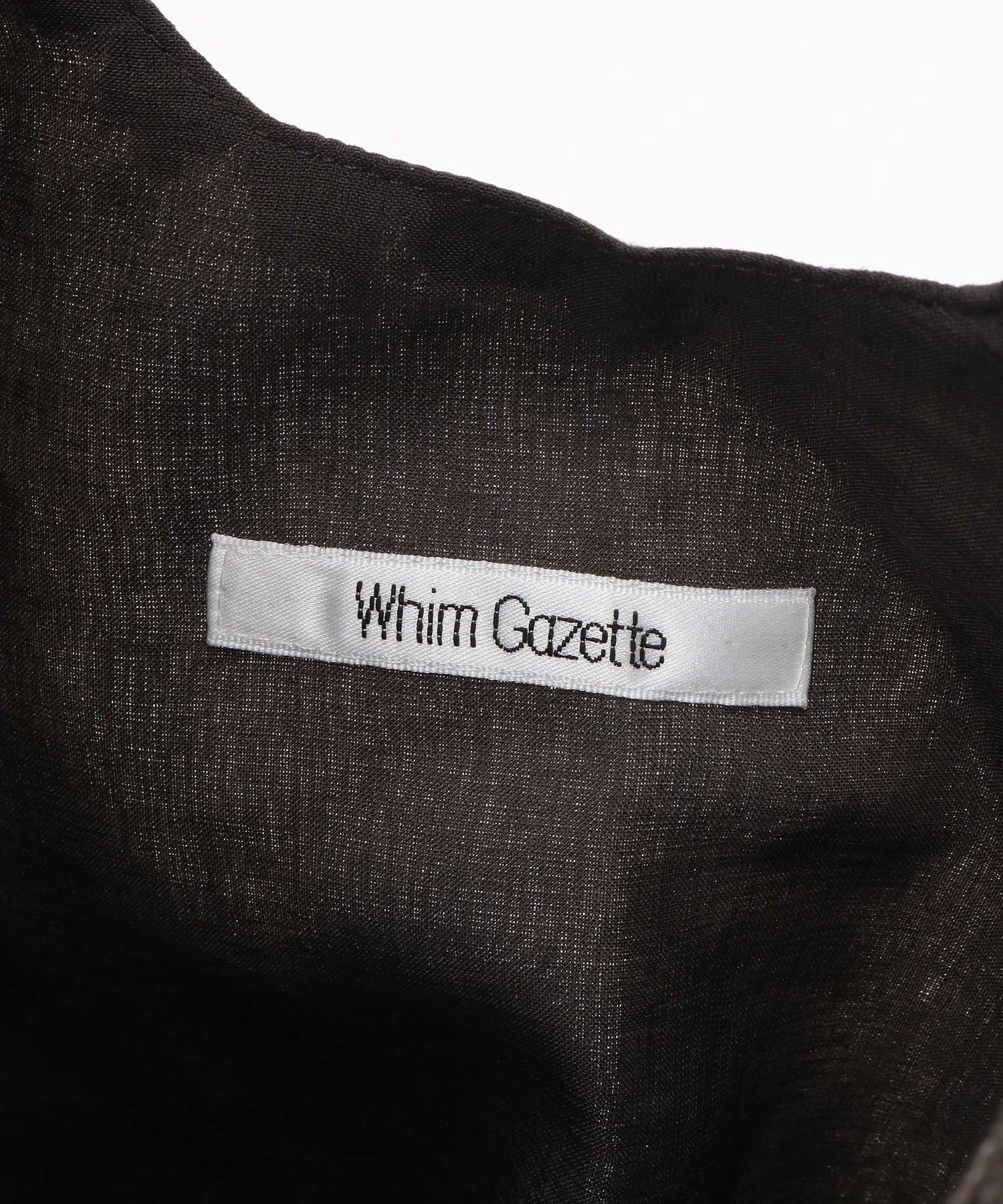 Whim Gazette(ウィム ガゼット) ハイエナプリントBAG