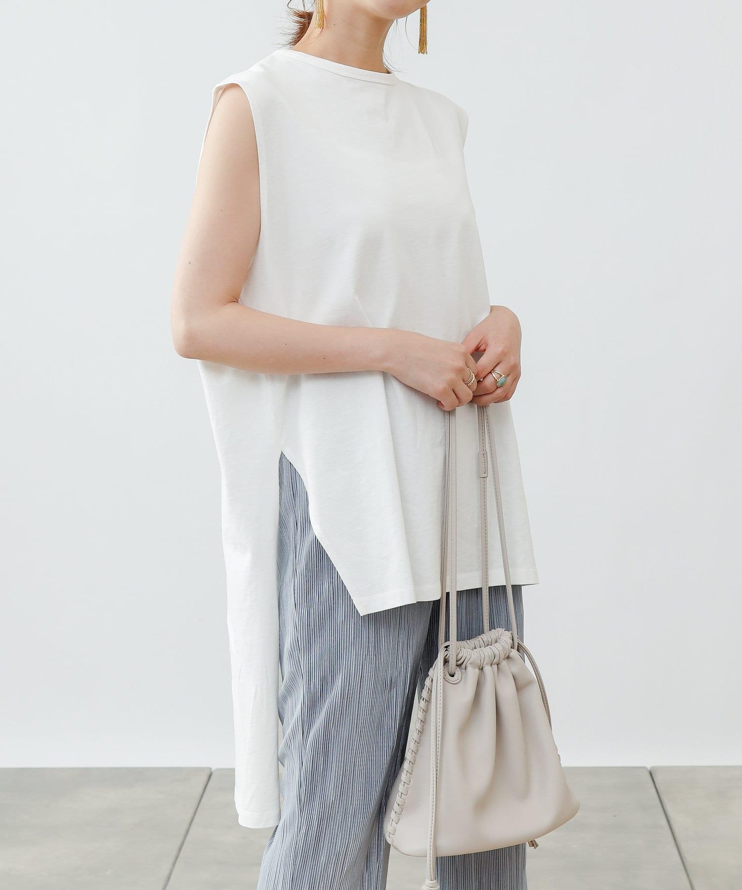 COLONY 2139(コロニー トゥーワンスリーナイン) 【WEB・一部店舗限定】バックテールTシャツ