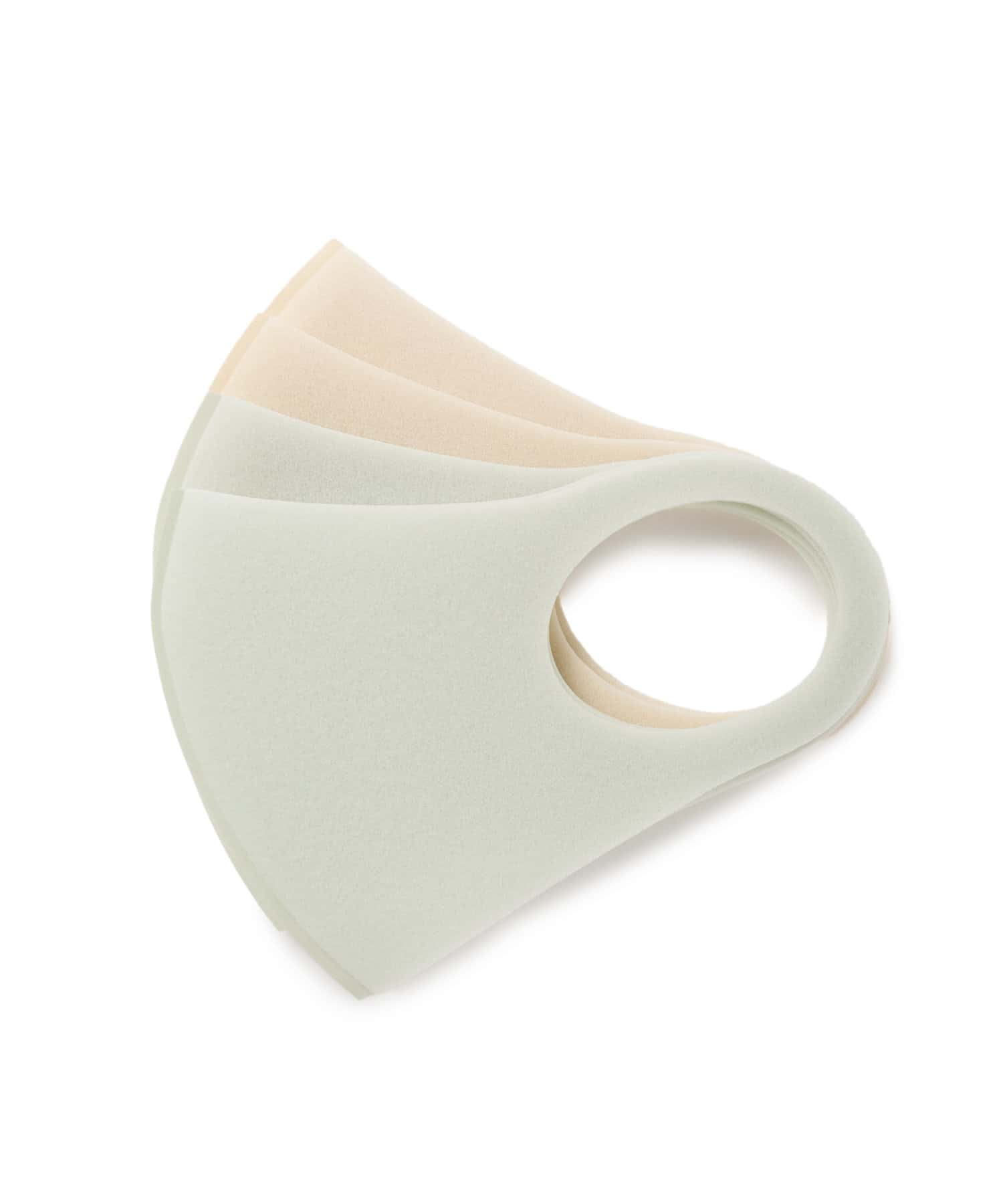 Lattice(ラティス) Lattice(ラティス) 《ニュアンスカラー立体ウレタンマスク 》4枚SET(大人用小さめ) その他2