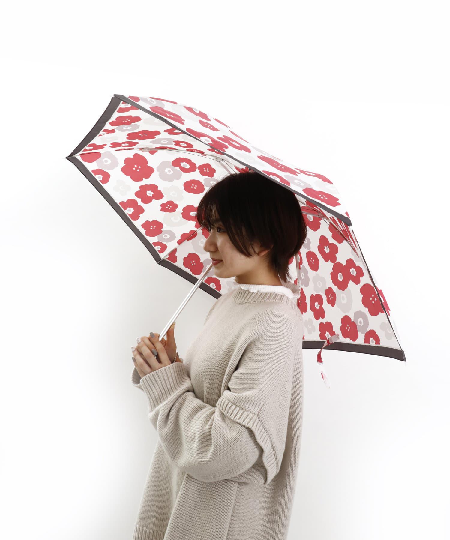 ASOKO(アソコ) <傘を閉じても手が濡れない!>リバース折りたたみ傘