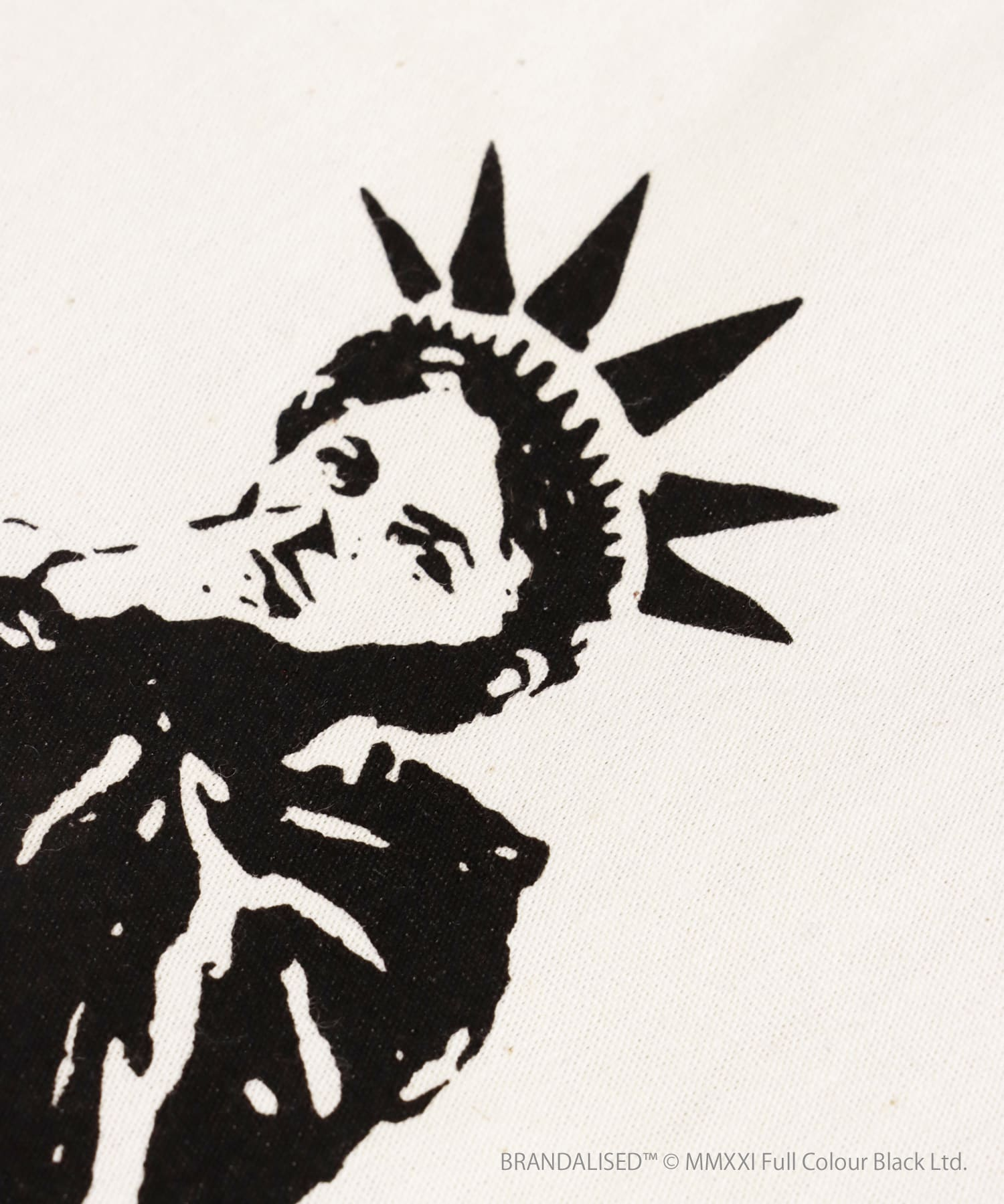 3COINS(スリーコインズ) 【ASOKO】Banksy's Graffiti ファブリックポスター(S)