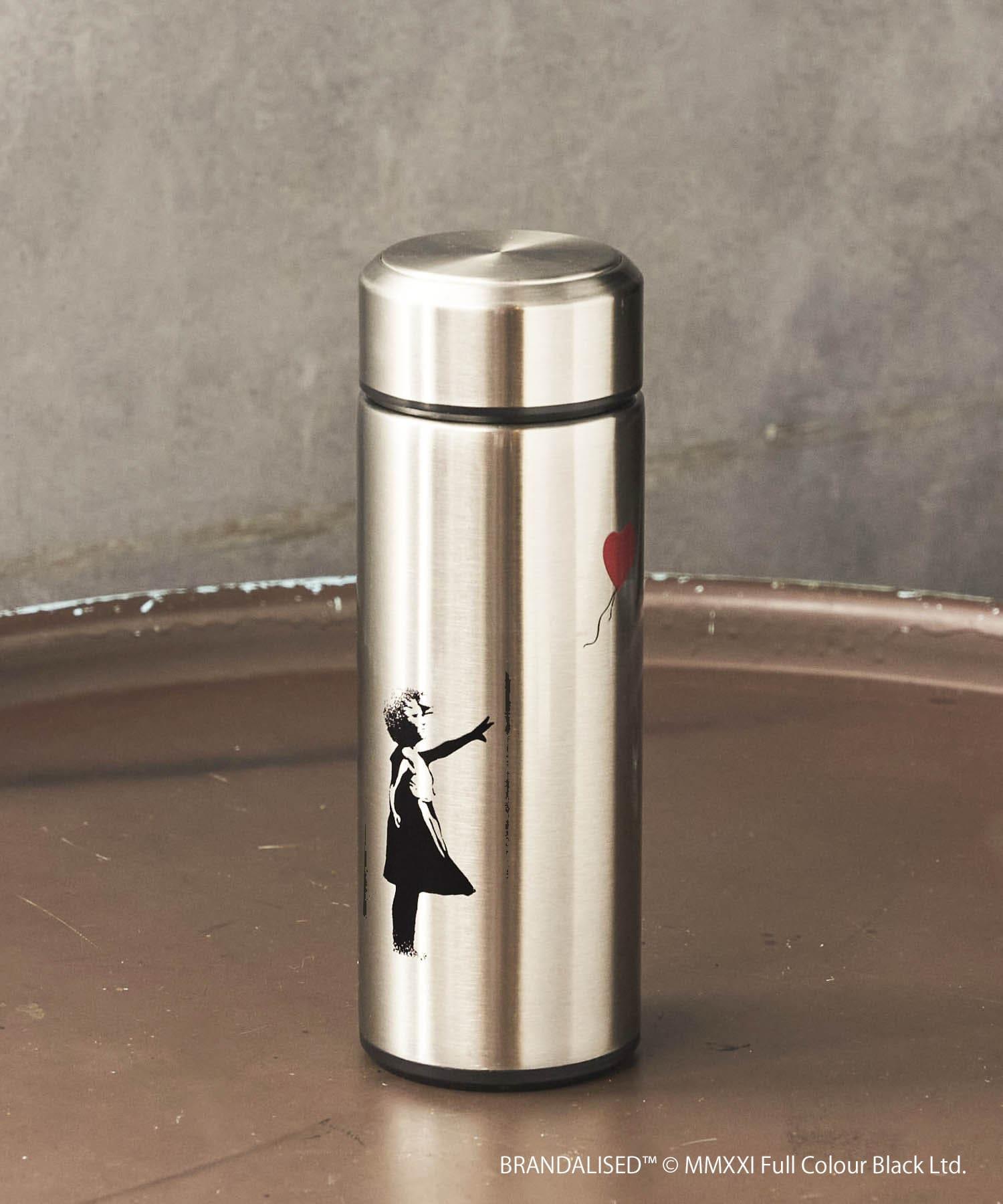 ASOKO(アソコ) ライフスタイル Banksy's Graffiti ステンレスボトル(S) その他