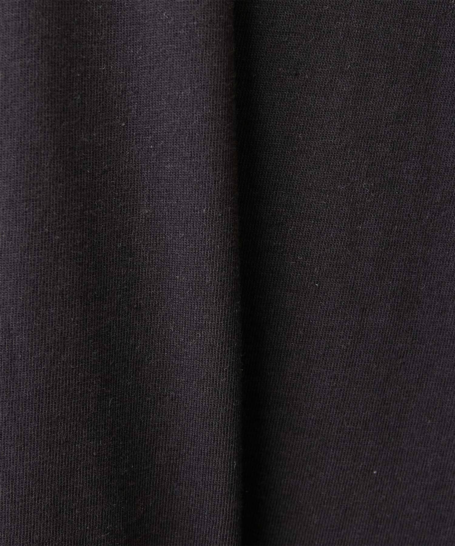 GALLARDAGALANTE(ガリャルダガランテ) ドレープアシメカットソーワンピース【オンラインストア限定商品】