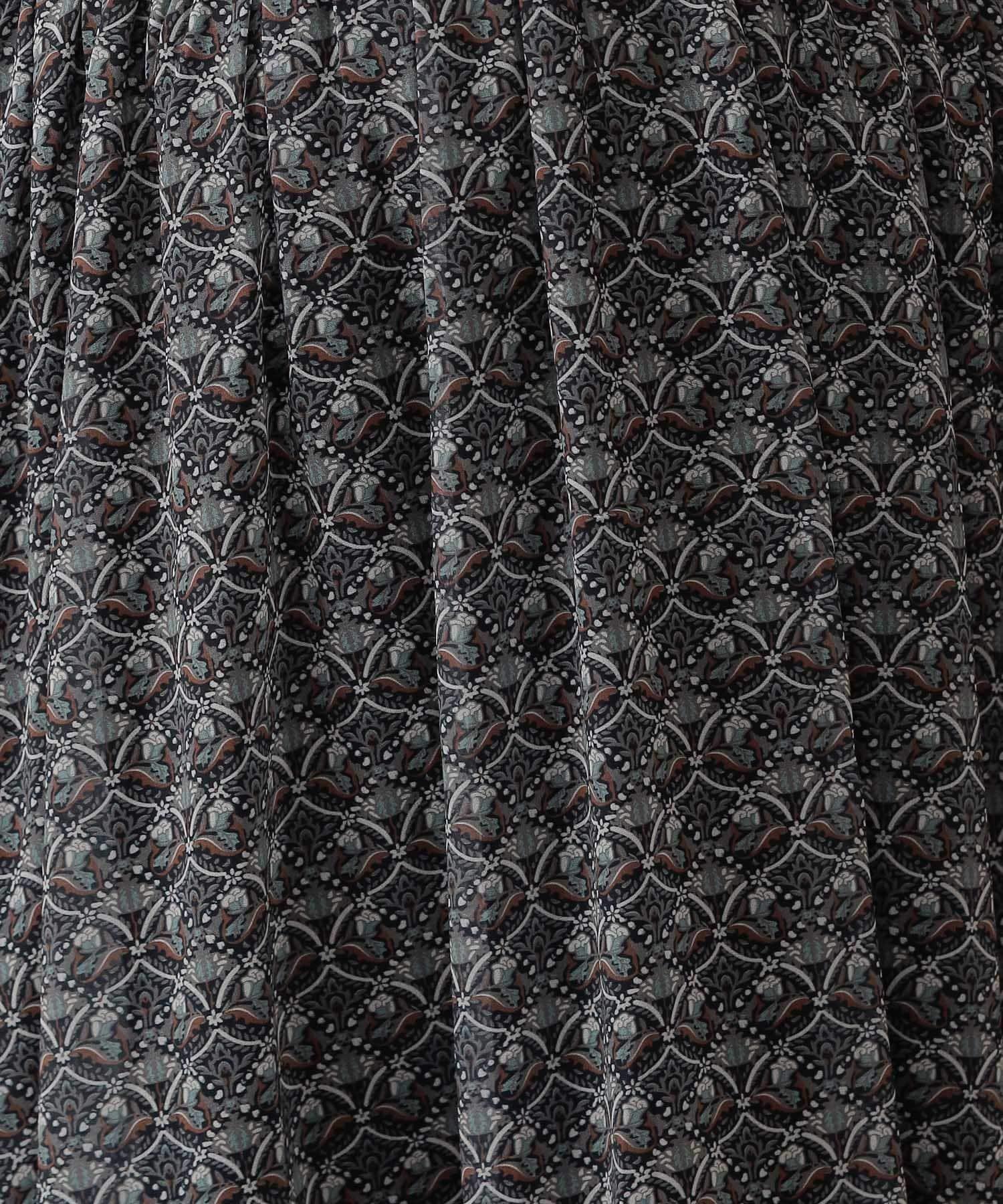 COLONY 2139(コロニー トゥーワンスリーナイン) 【WEB・一部店舗限定】エスニック柄・ペイズリー柄ワンピース[着用動画あり]