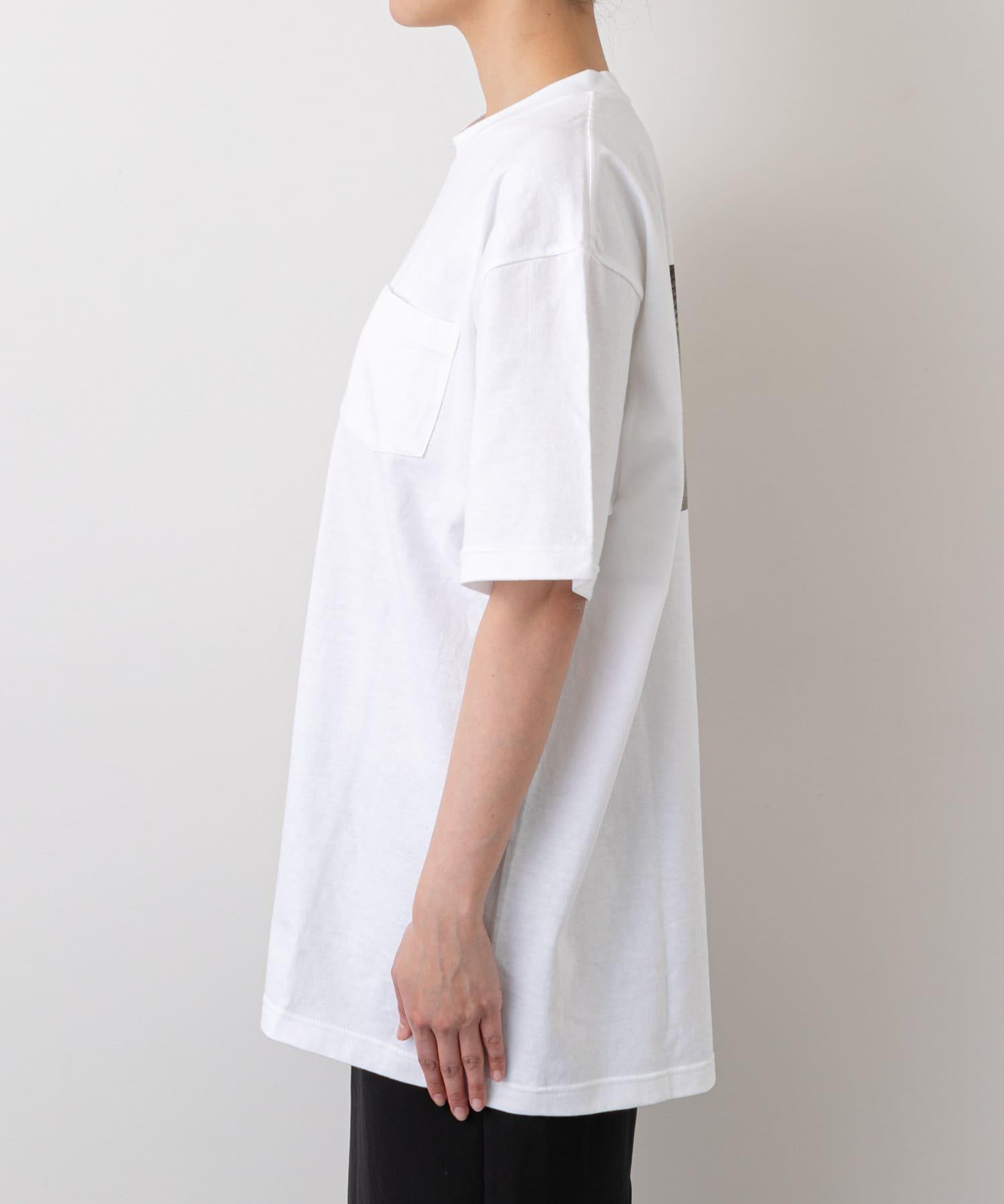 GALLARDAGALANTE(ガリャルダガランテ) バックフォトTシャツ【オンラインストア限定商品】