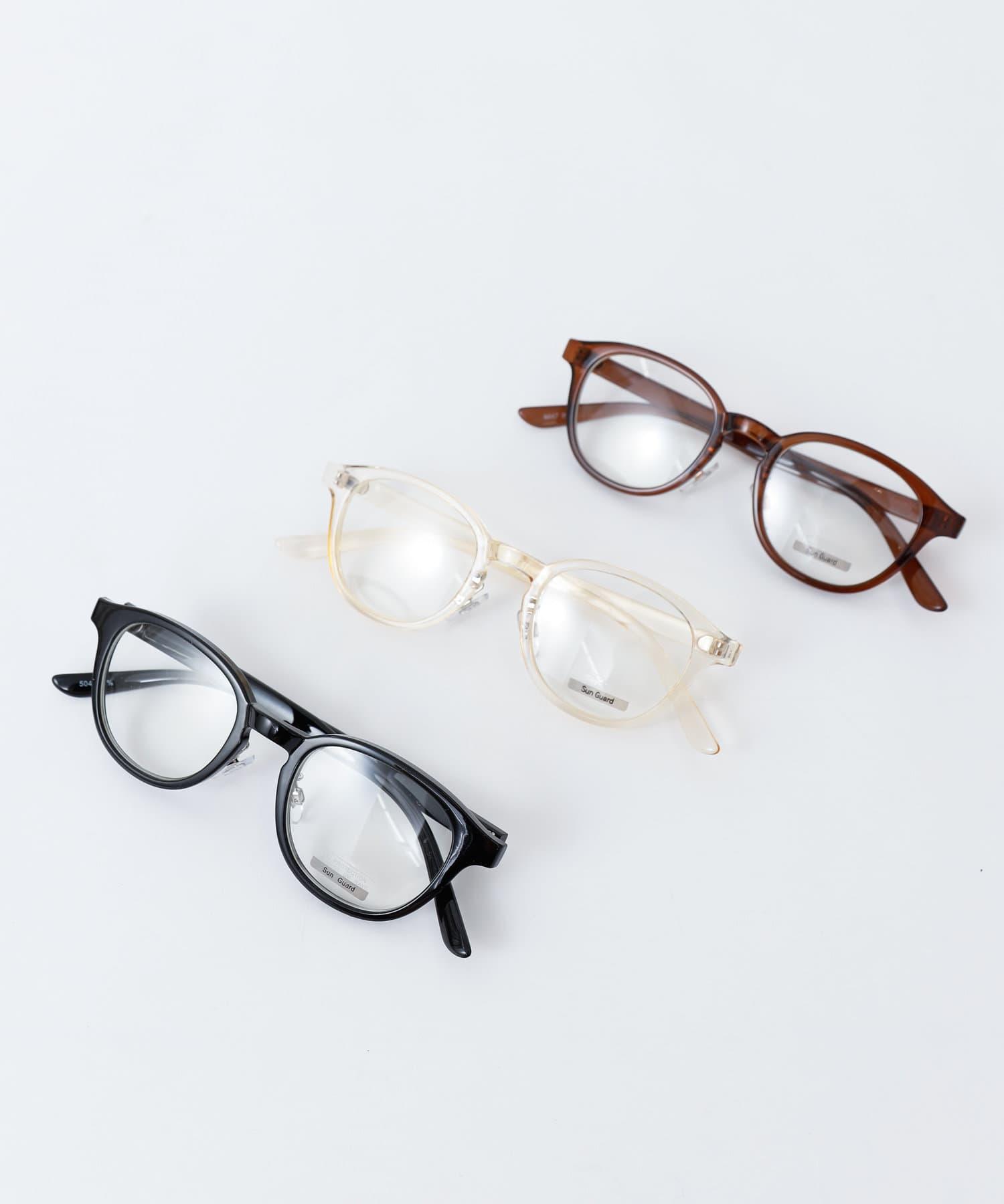 COLONY 2139(コロニー トゥーワンスリーナイン) 《UVカット99%》太フレームサングラス/伊達眼鏡