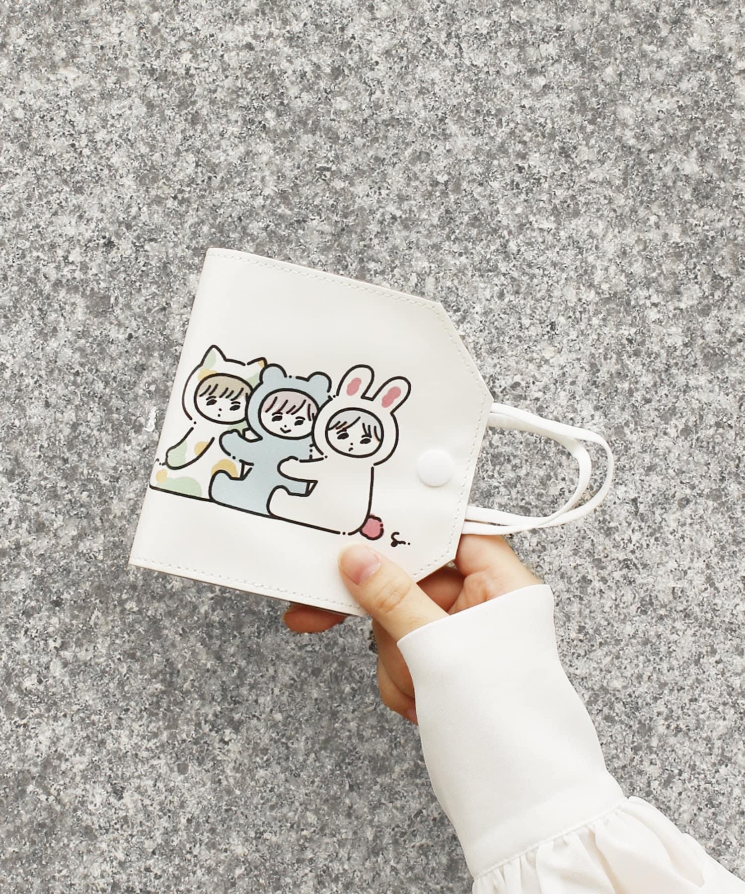 ASOKO(アソコ) ライフスタイル 【ASOKO de ART】マスクケース その他3