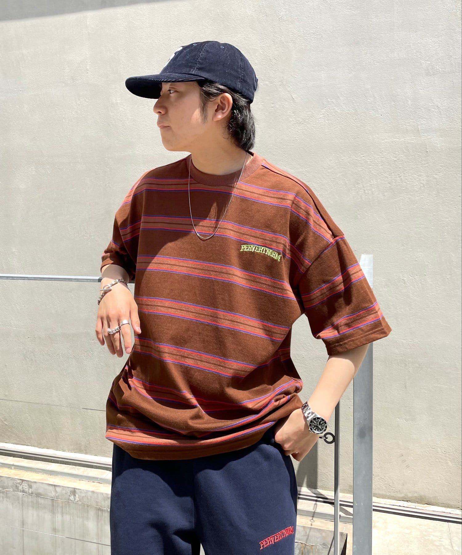 WHO'S WHO gallery(フーズフーギャラリー) 【KOOKY'N/クーキー】ボーダーTEE