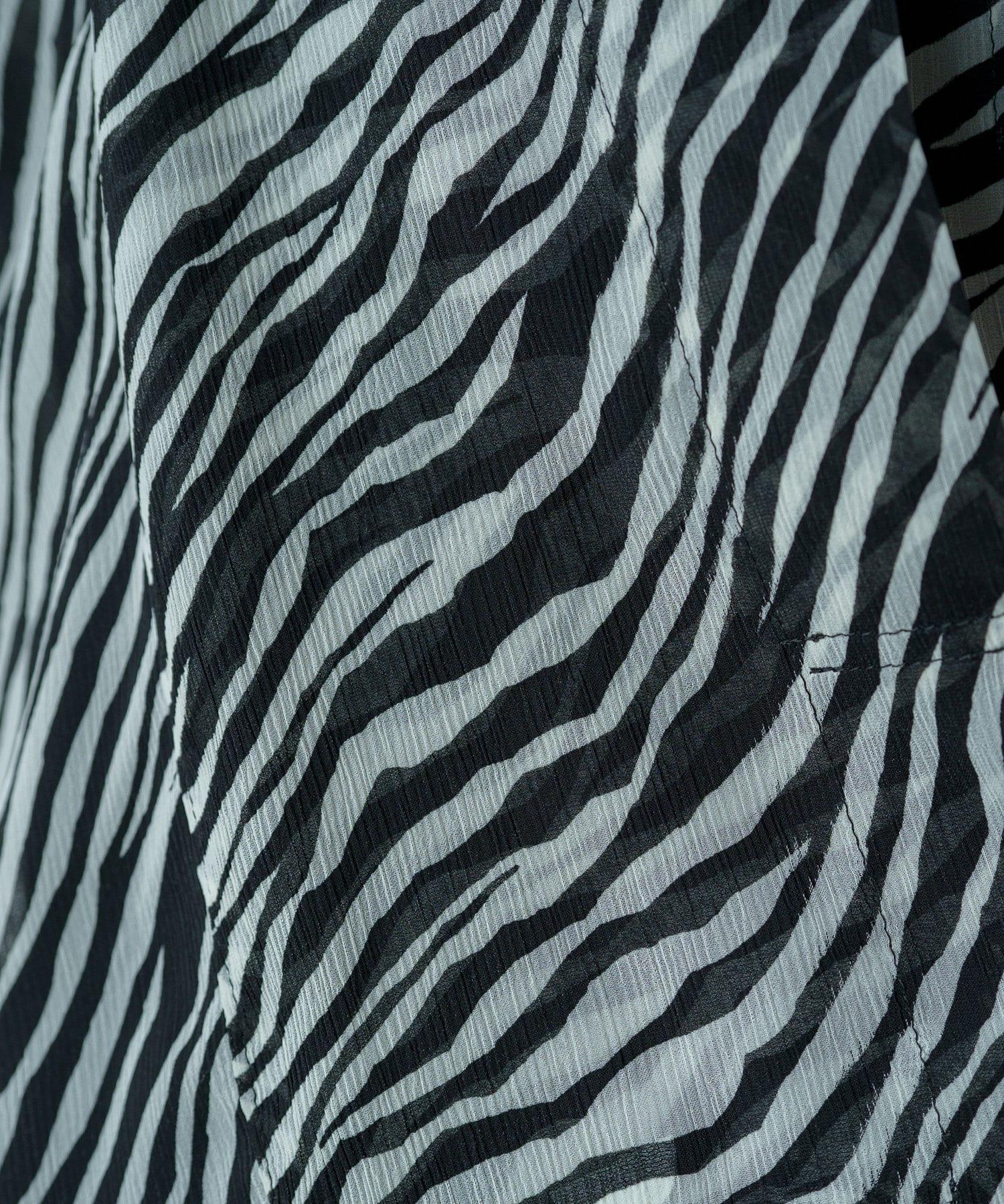 Loungedress(ラウンジドレス) ポケットロングシャツ